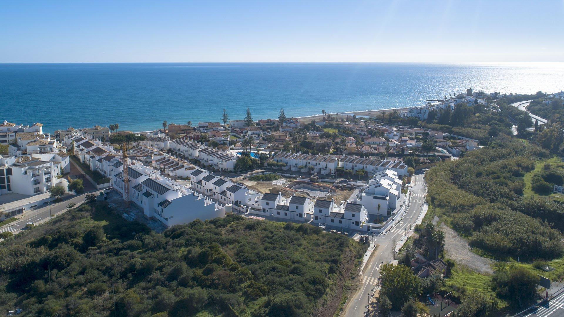 Arroyo Beach: Appartementen en penthouses op slechts 200m van het strand