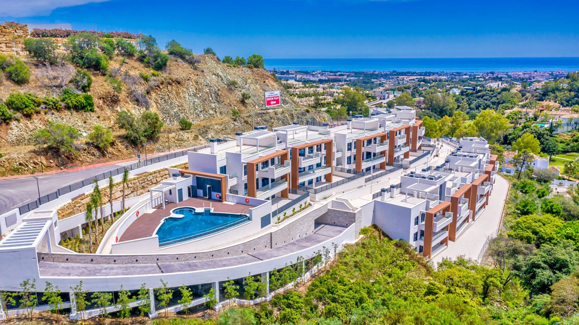 Alborada Homes: Modern apartments in Benahavís