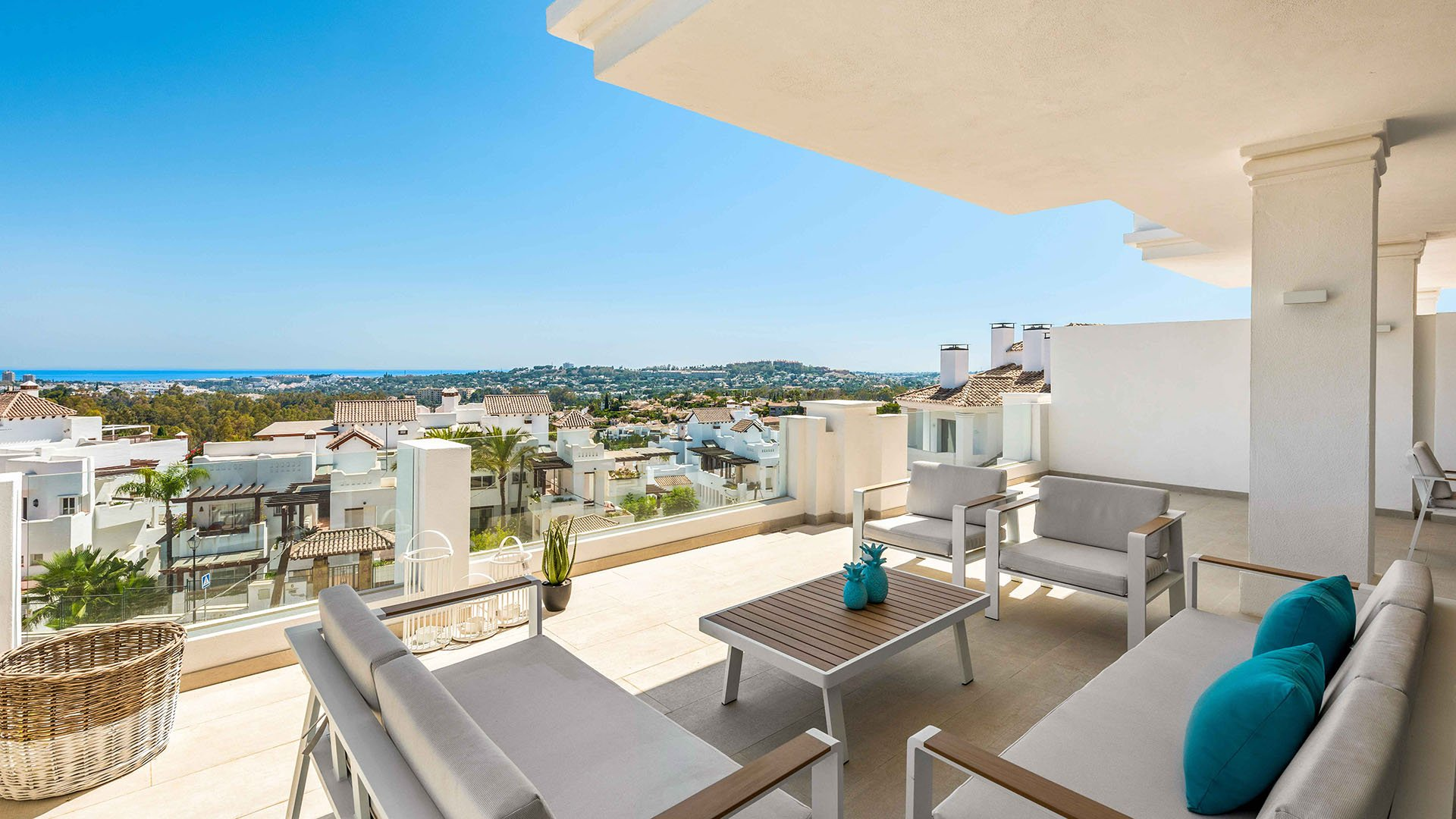 Nine Lions Residences: Spacious luxury penthouses in Nueva Andalucía