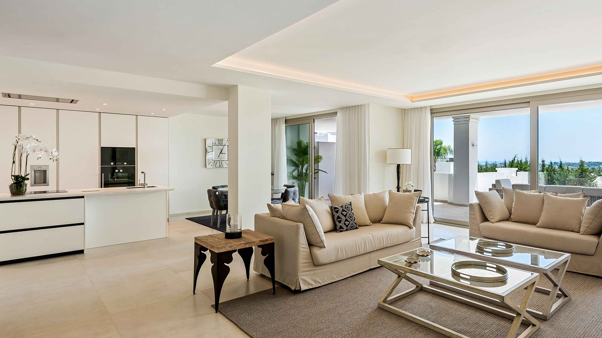 Nine Lions Residences: Spacious luxury apartments in Nueva Andalucía
