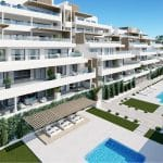 apartments within walking distance from Estepona