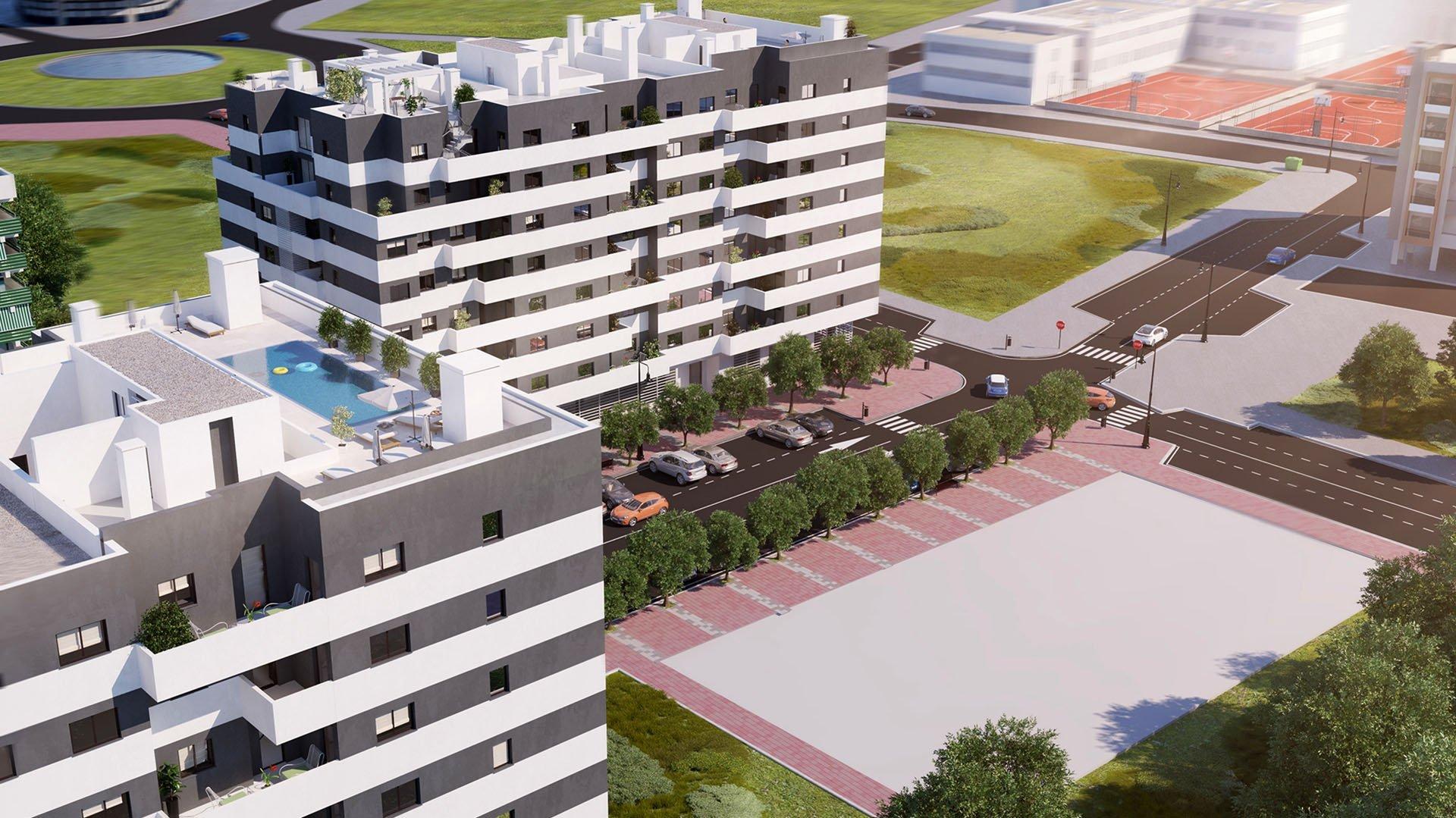 Almenara Homes: Appartementen in het hart van Estepona