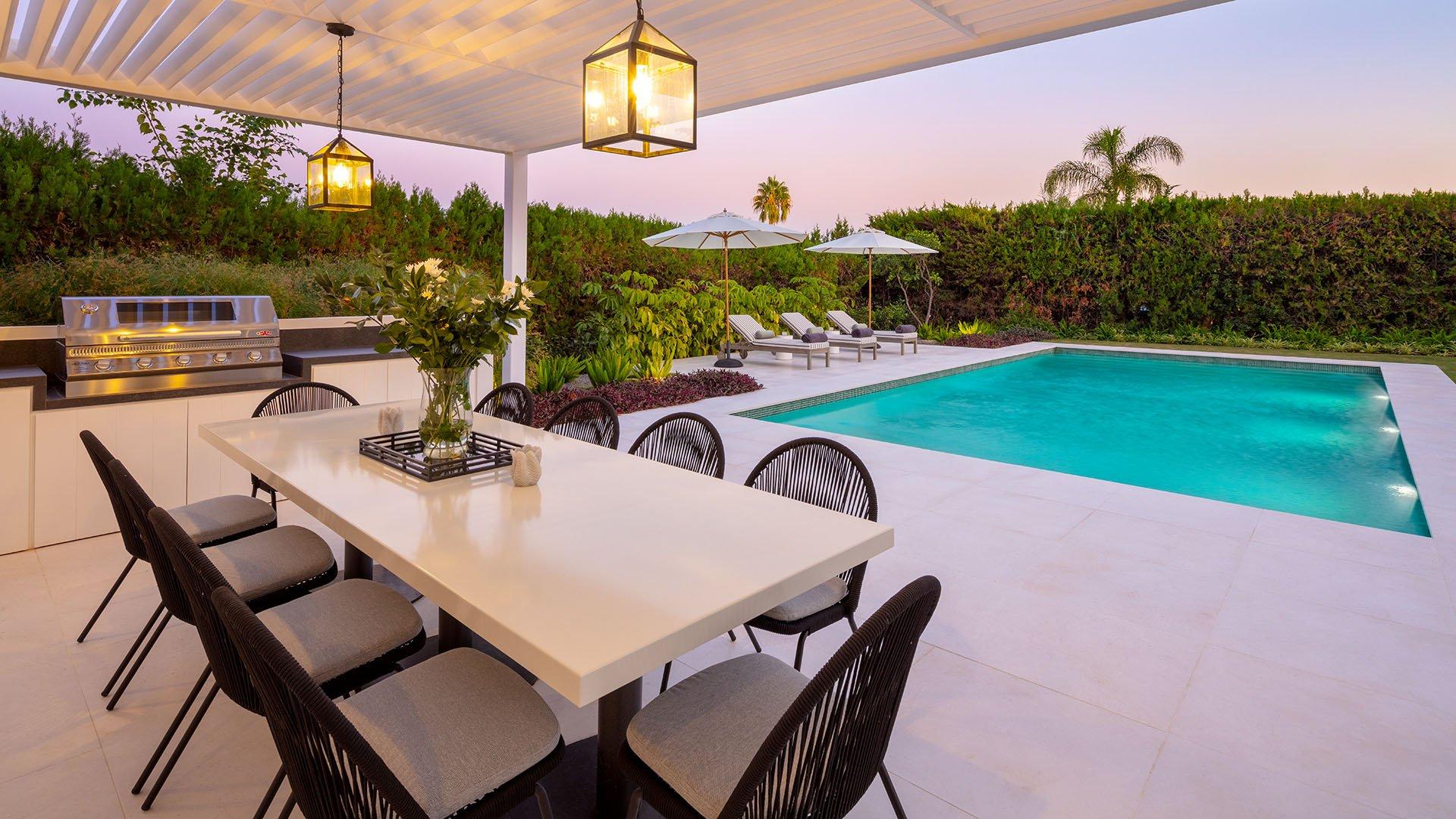 Aloha 144: Schitterende gerenoveerde villa omringt door golf