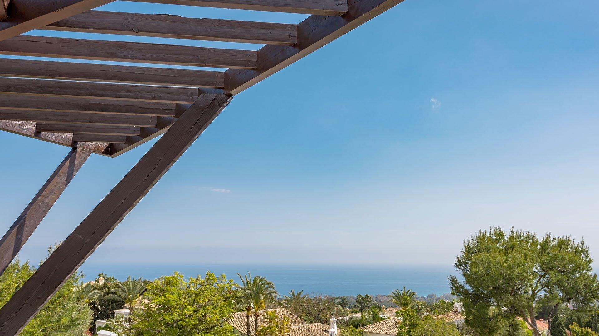 Altius: Een unieke design woning in de heuvels van Sierra Blanca, Marbella