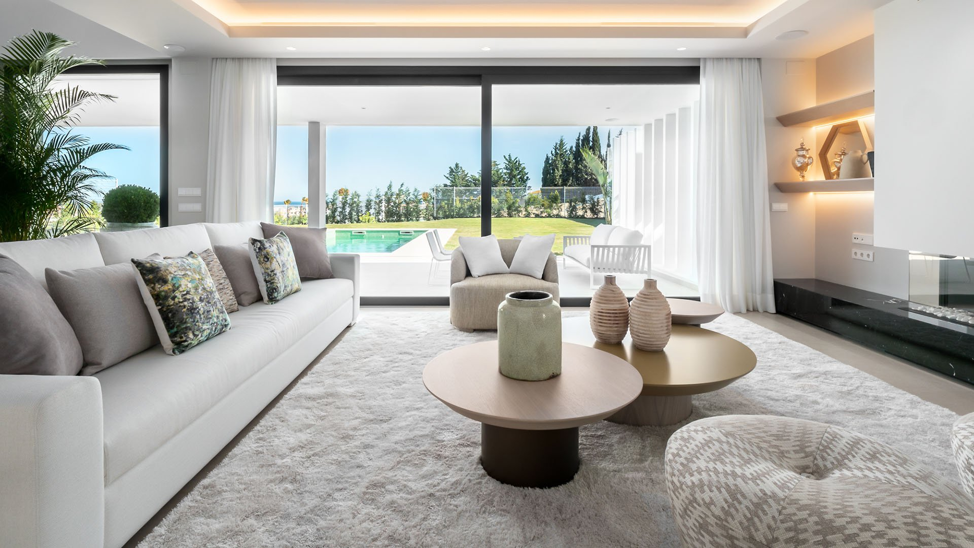 Antik Villas: Unique villa project on the New Golden Mile