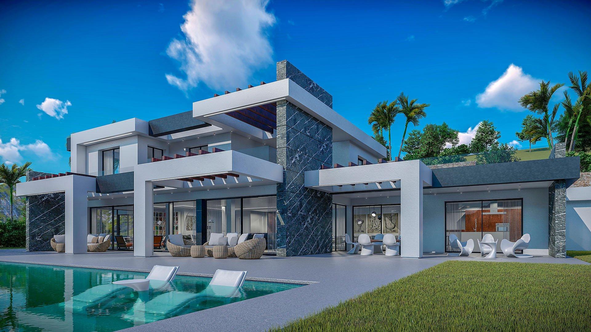 Ayame: Stunning luxury villa in Benahavís