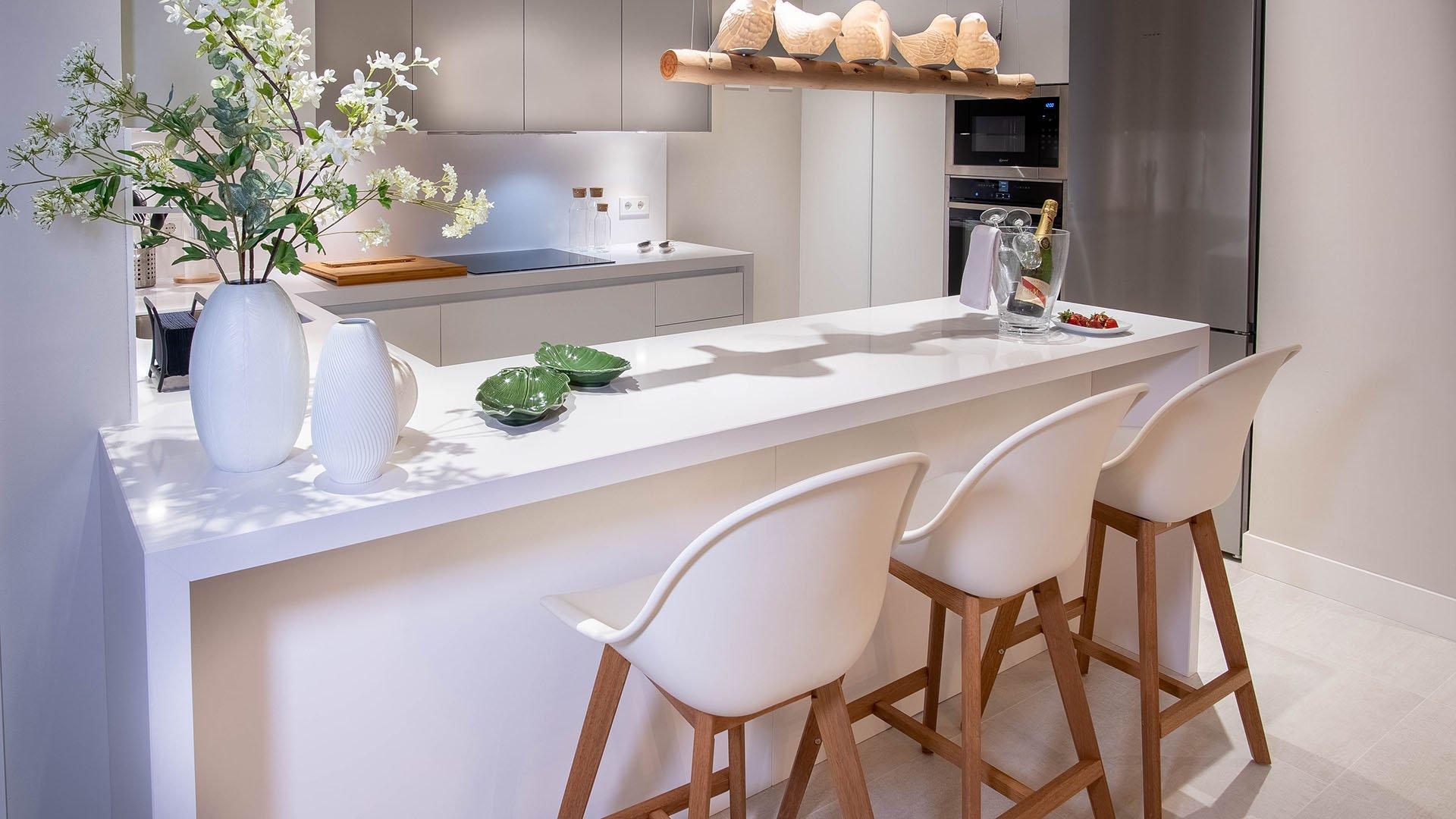 Azahar De Marbella:  Spectaculair 3 slaapkamer appartement met zeezicht Nueva Andalucia