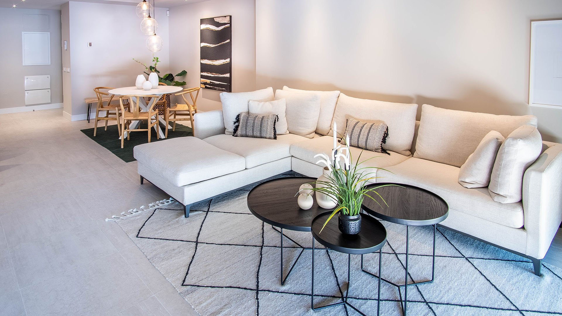 Azahar De Marbella: Spectacular 3-bedroom apartment with a sea view in Nueva Andalucía