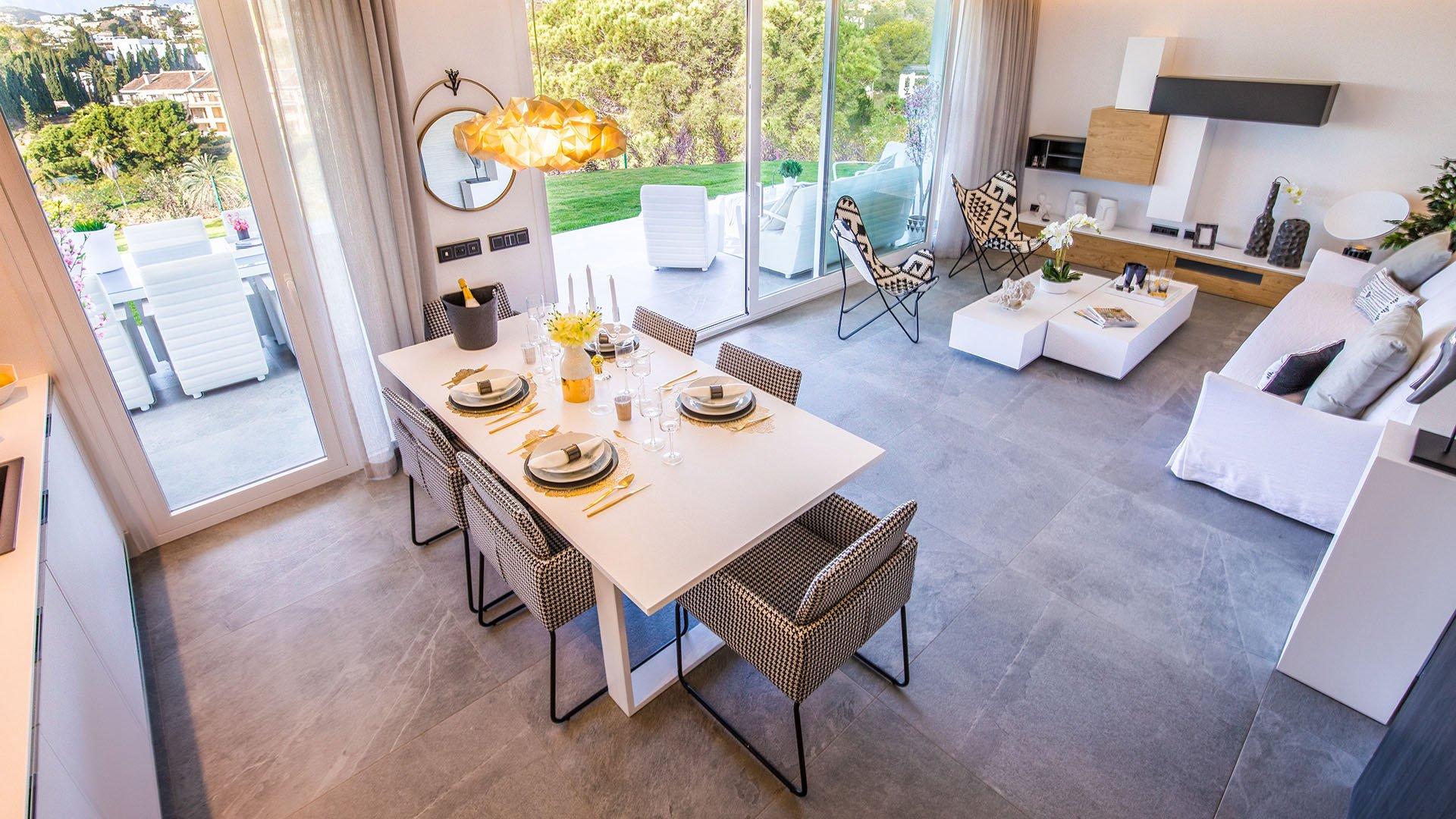 Le Caprice: Exclusive apartments in La Quinta Golf in Benahavís