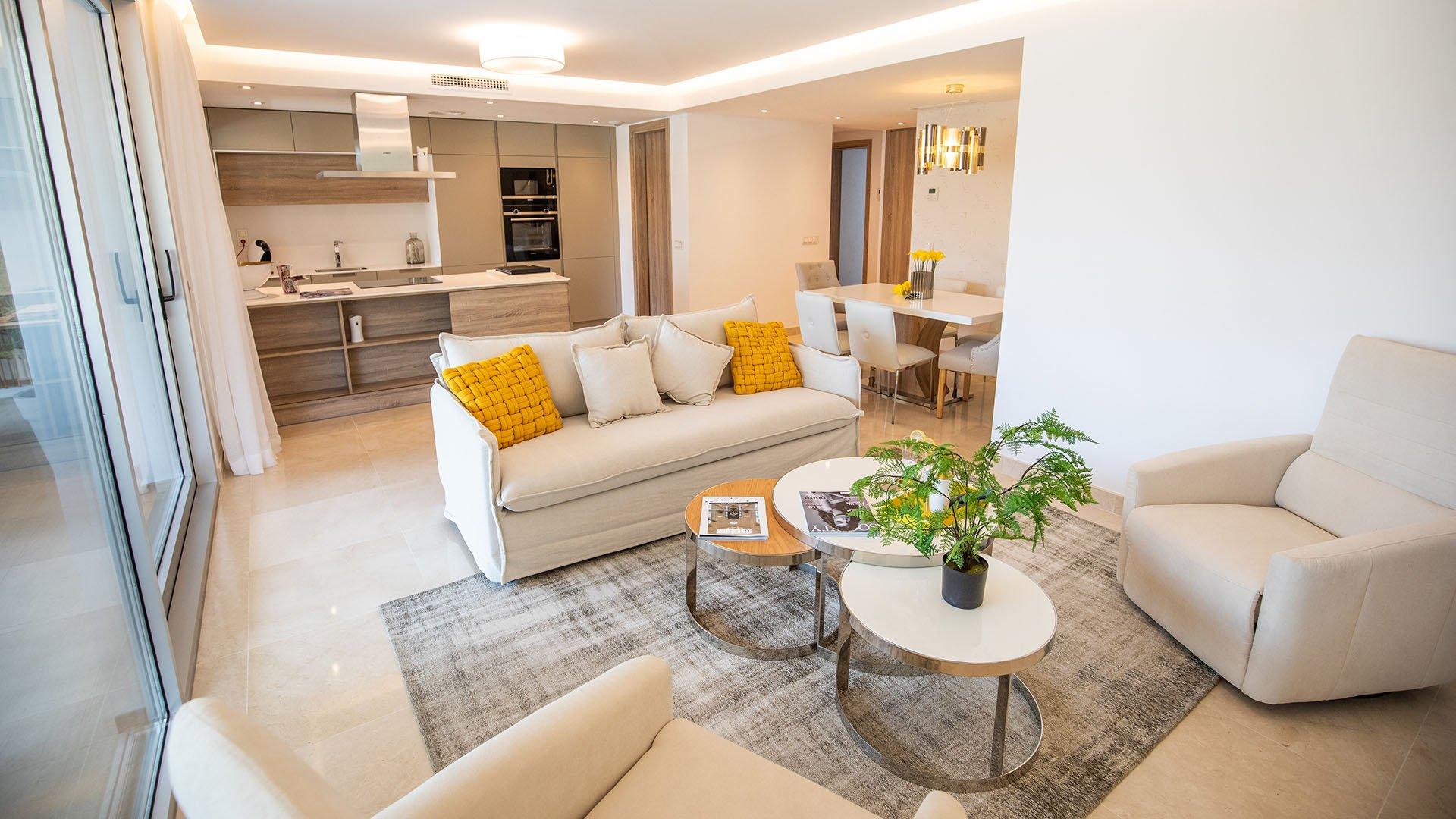 Royal Banus: Moderne appartementen op wandelafstand van Puerto Banús