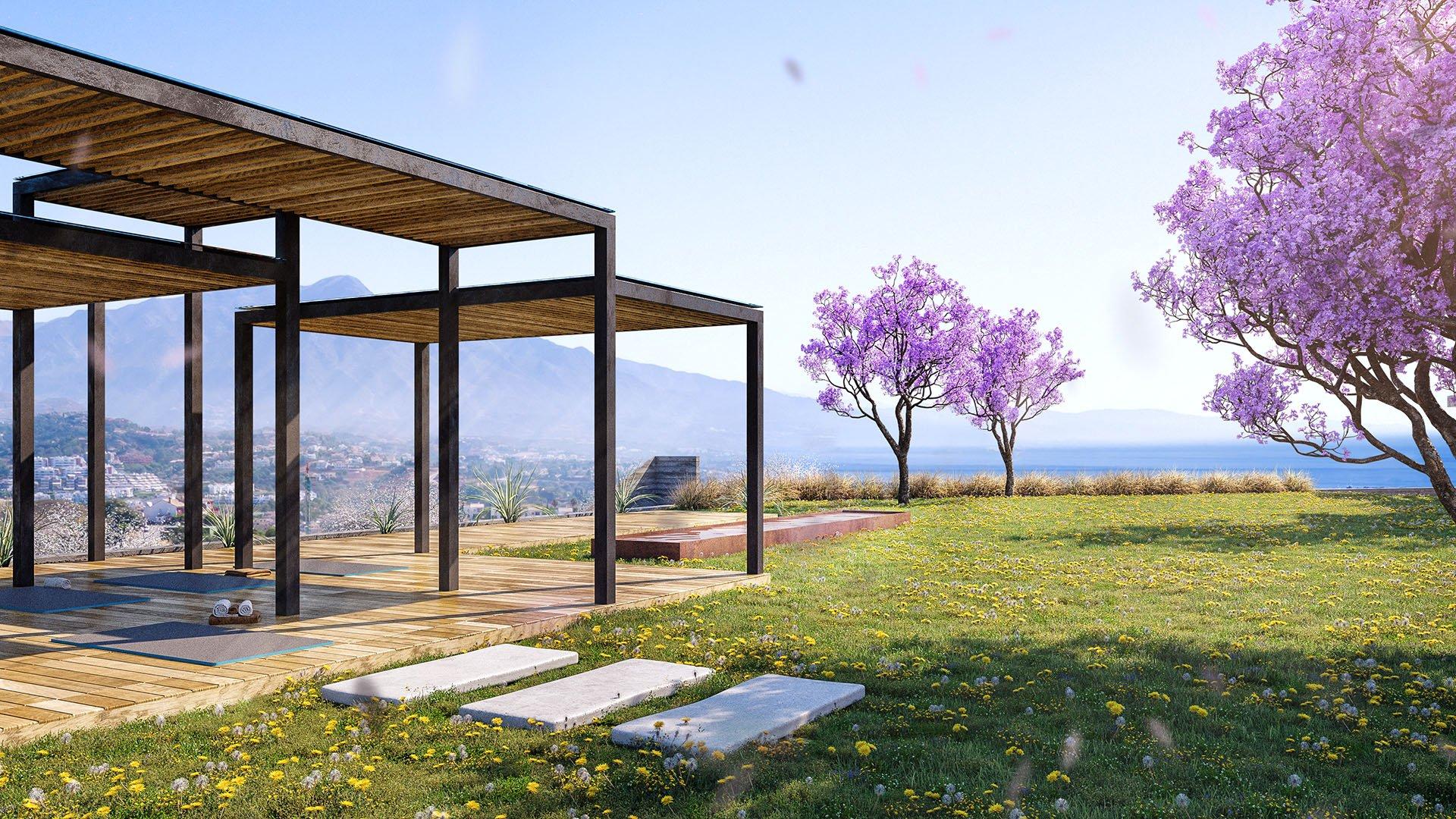 Be Lagom: Beautiful villas with panoramic sea views