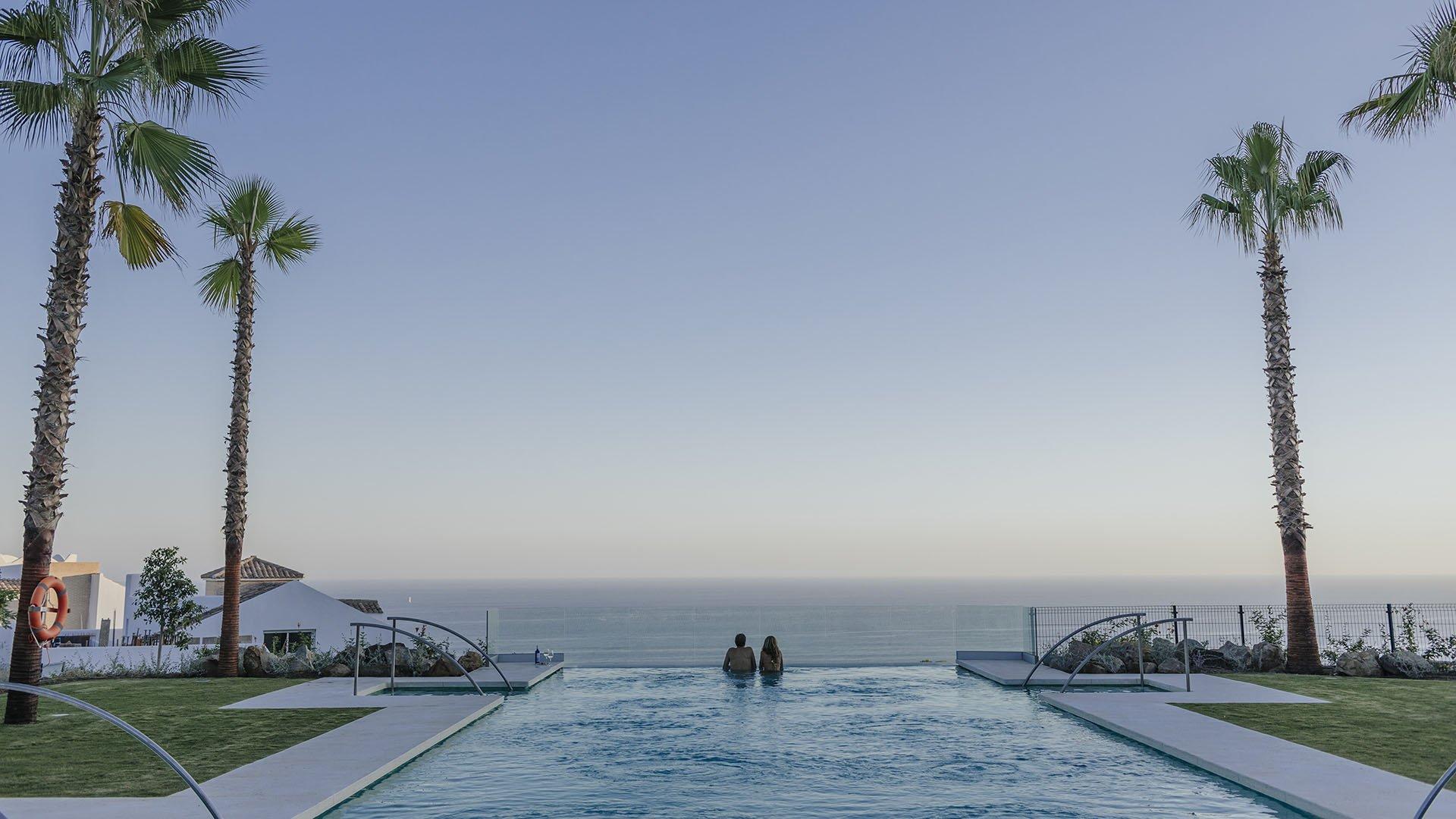 Big Blue Villas: Villa's met een mediterraans karakter en panoramische zichten