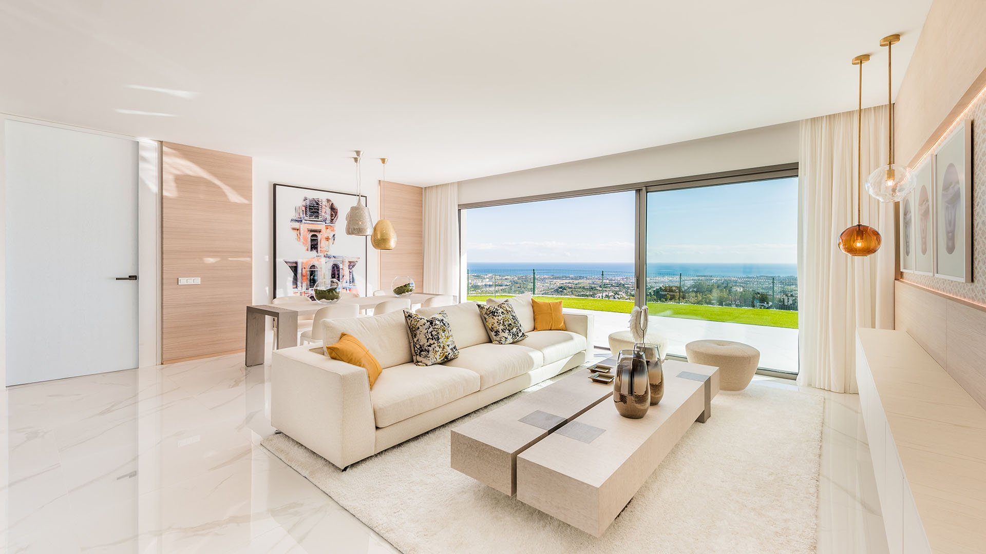 Byu Hills: Luxurious boutique project with stunning views in Benahavís