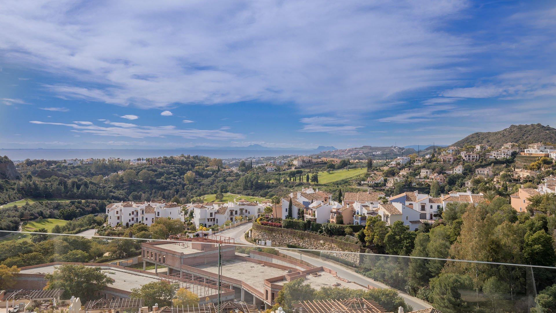 Botanic: Moderne penthouses aan Los Arqueros Golf – Benahavis