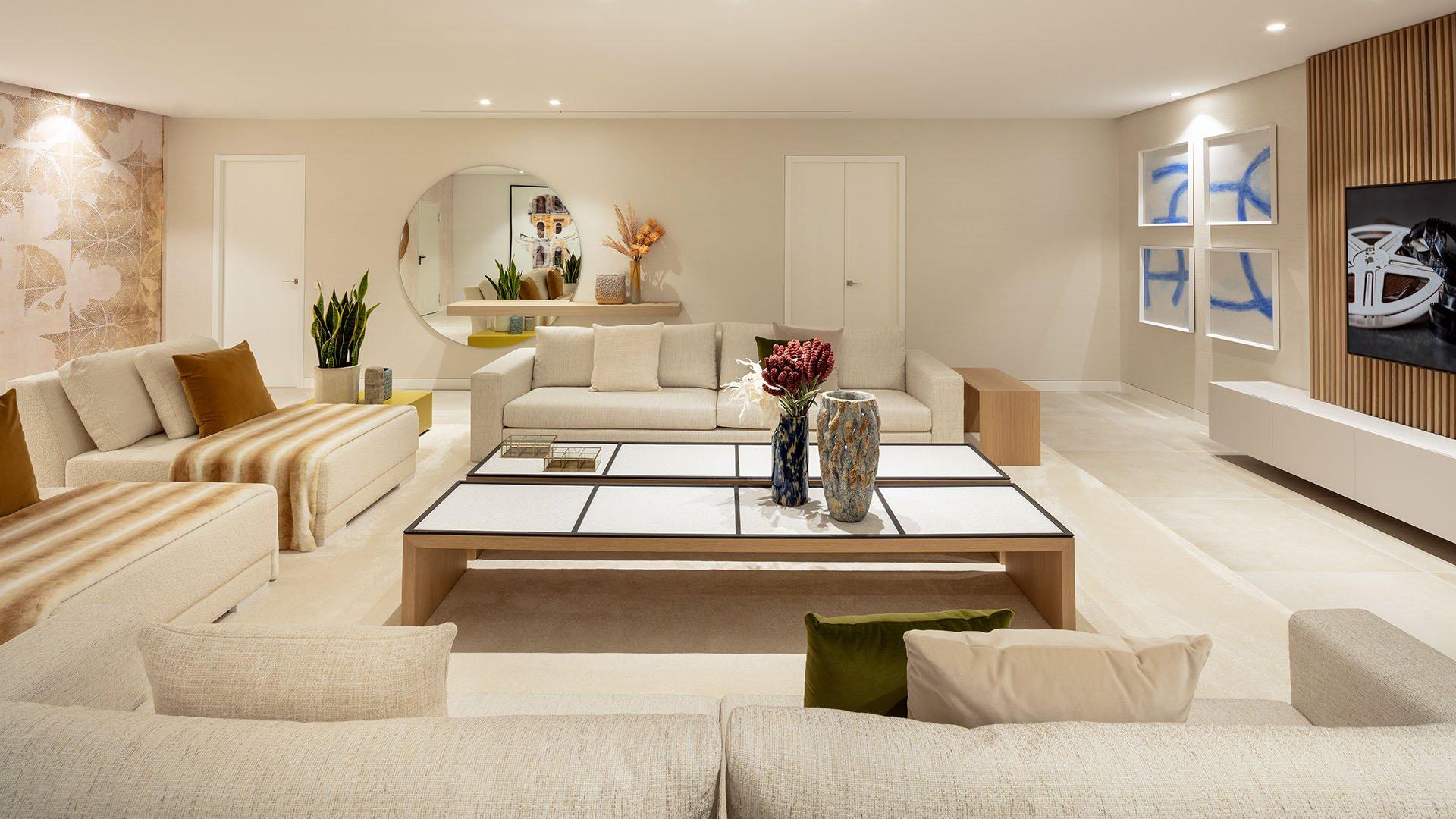 Brisas 1: Luxueuze villa in LA stijl in Nueva Andalucía, Marbella
