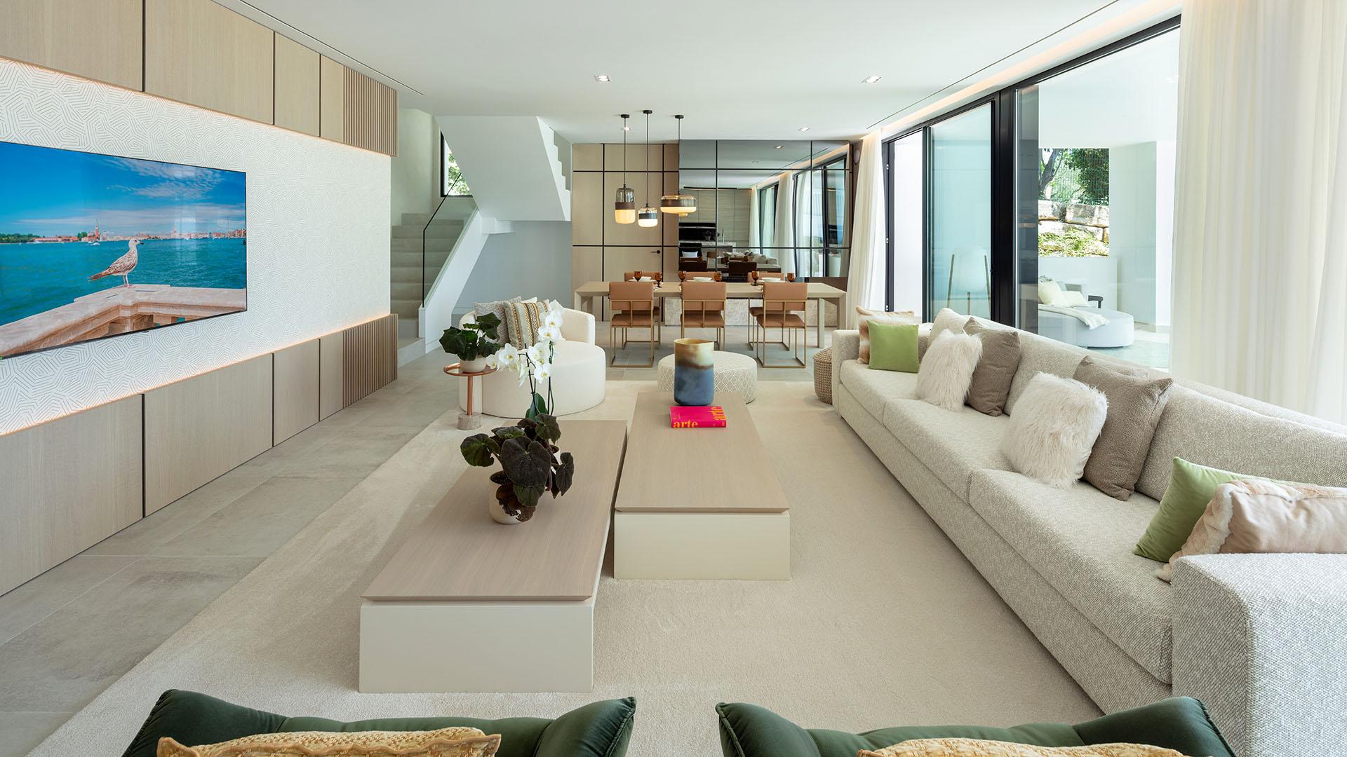 Brisas 2: Indrukwekkende luxe villa in Nueva Andalucía, Marbella