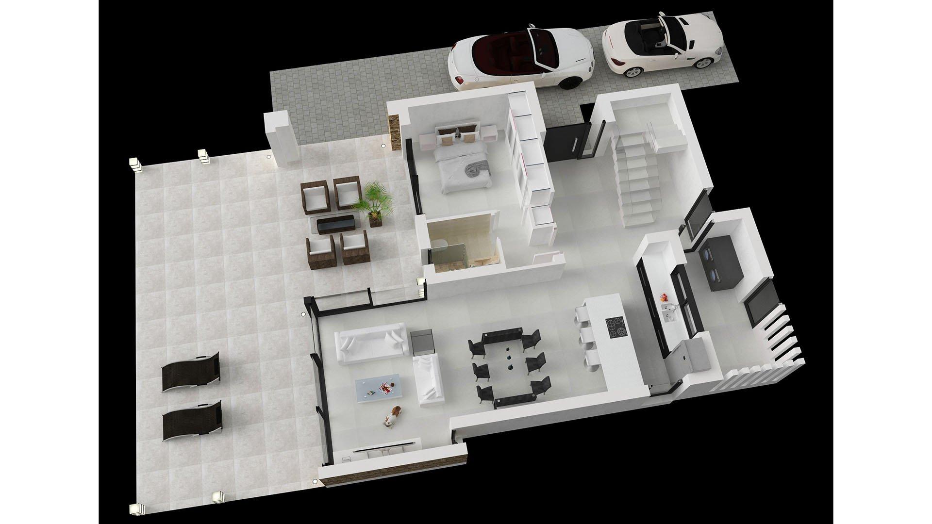 Buena Vista Hills: Luxury villas with sea views at affordable prices in Mijas