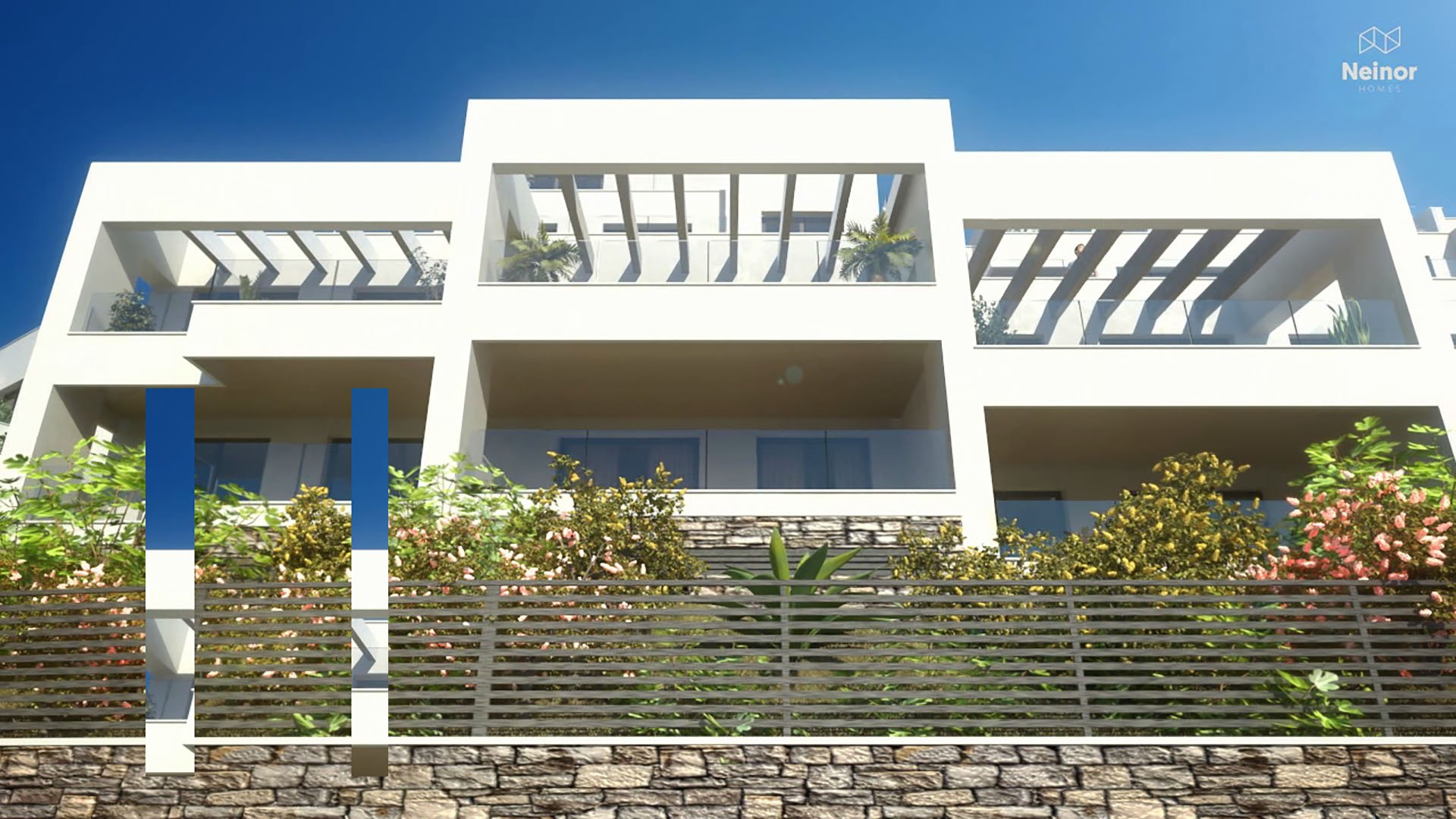 Cañada Homes: A modern residential project in a privileged location in Marbella