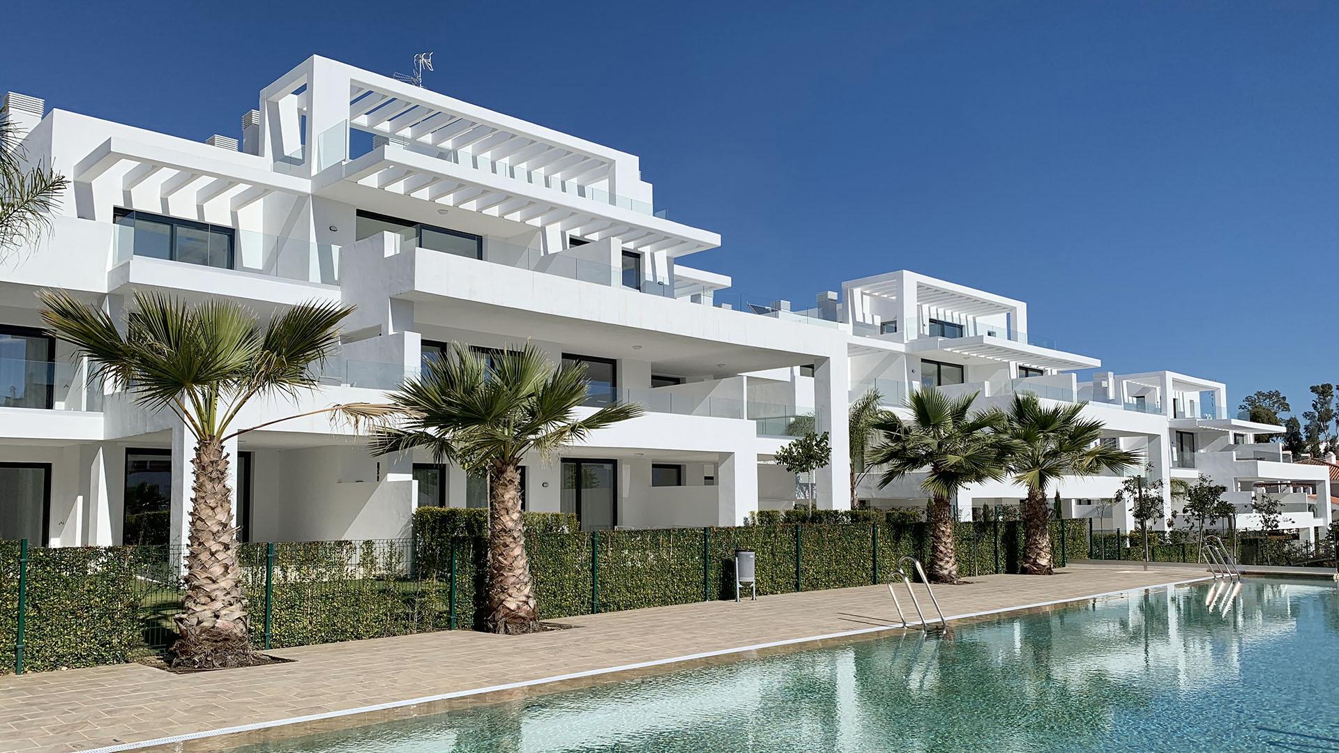 Cortijo del Golf: Contemporary apartments on the New Golden Mile