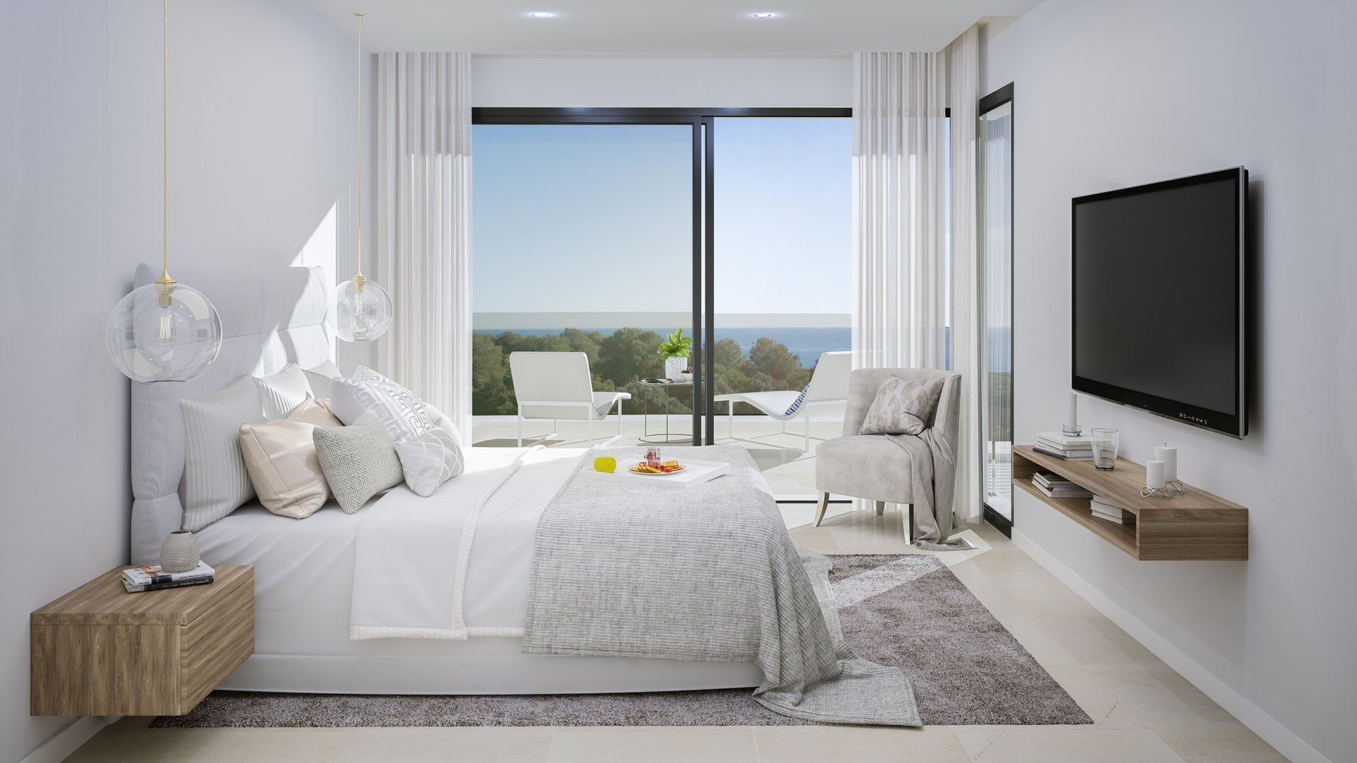 CaboRoyale: Luxury villas with sea views at walking distance from the beach