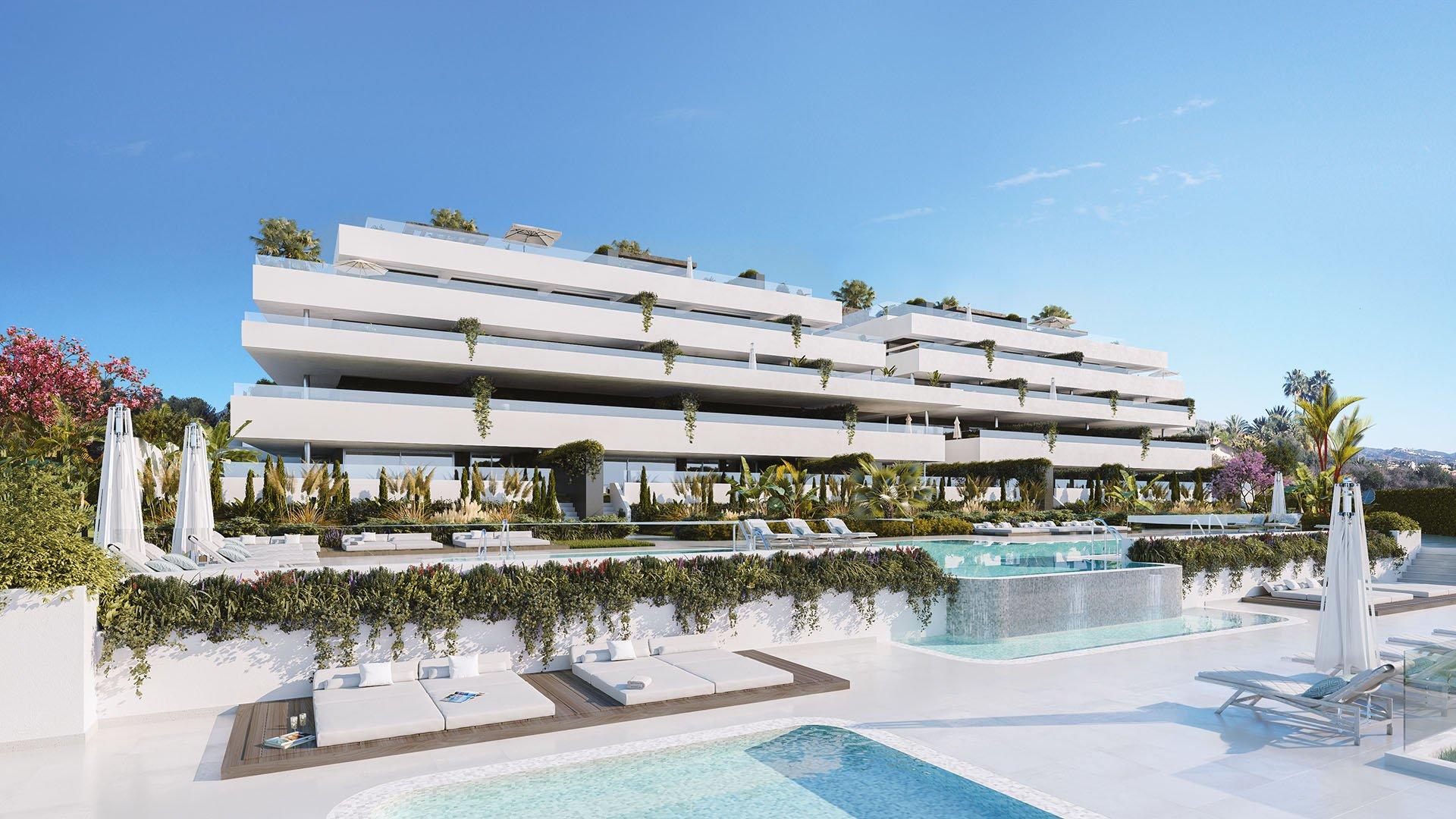 Campanario Hills: Prachtige appartementen en penthouses op de New Golden Mile