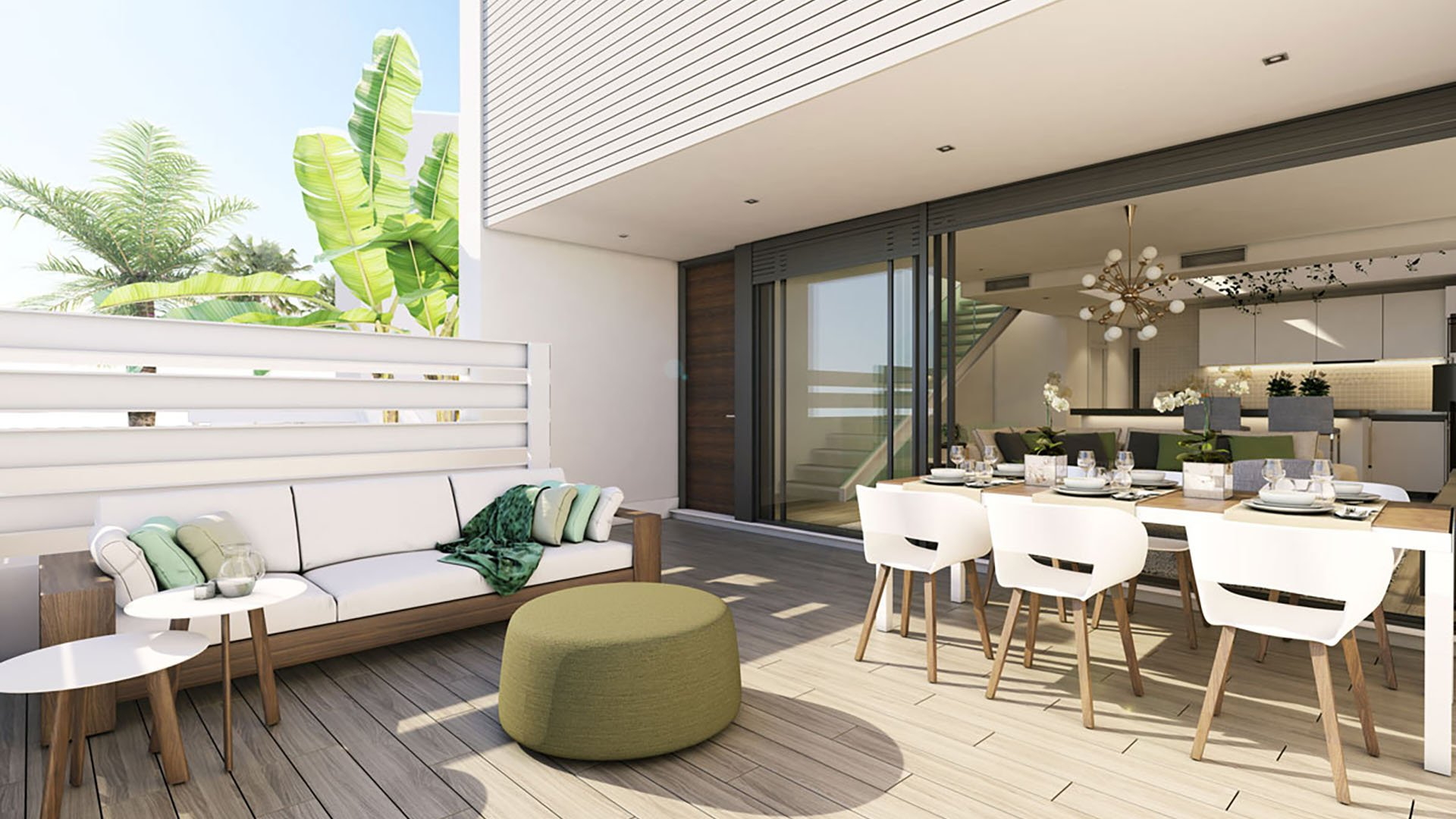 Le Mirage: Modern townhouses and apartments on the New Golden Mile