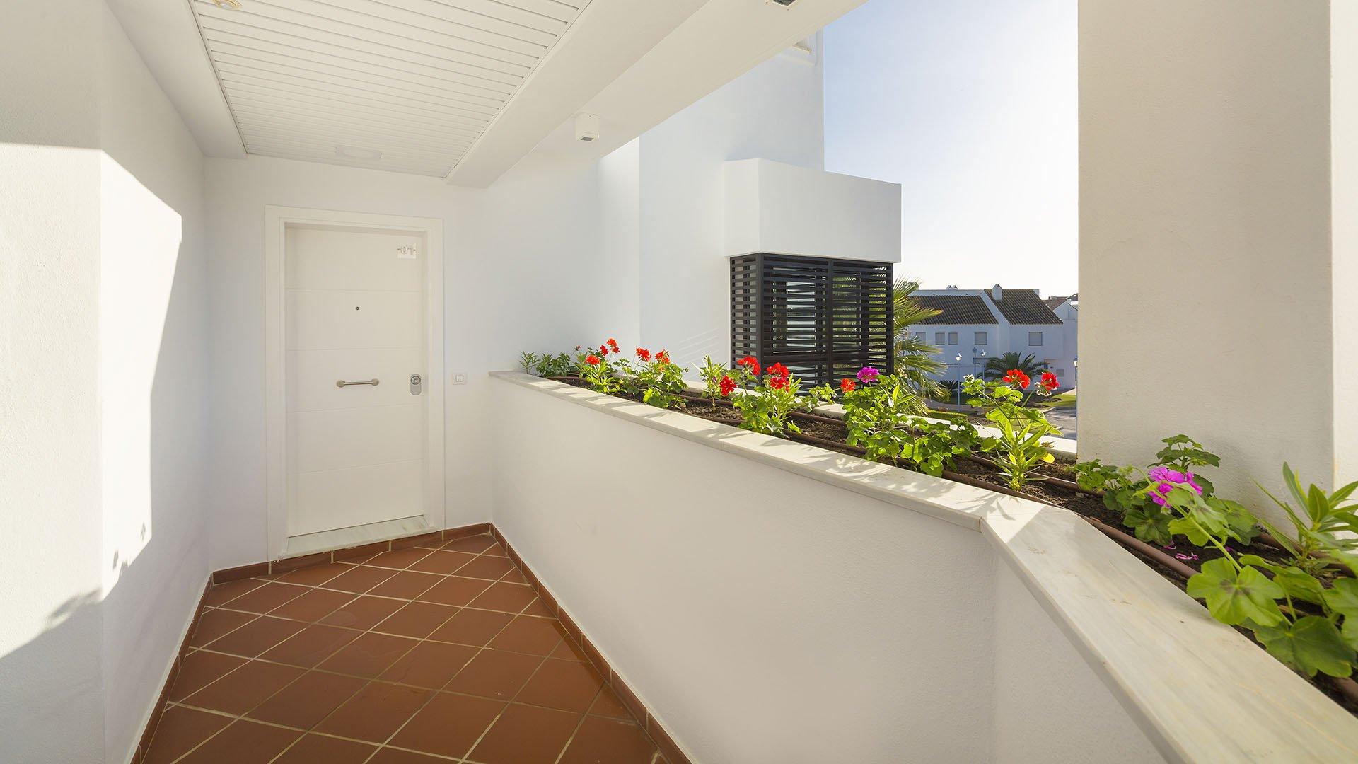 Casas del Mar: Residential apartments close to the beach