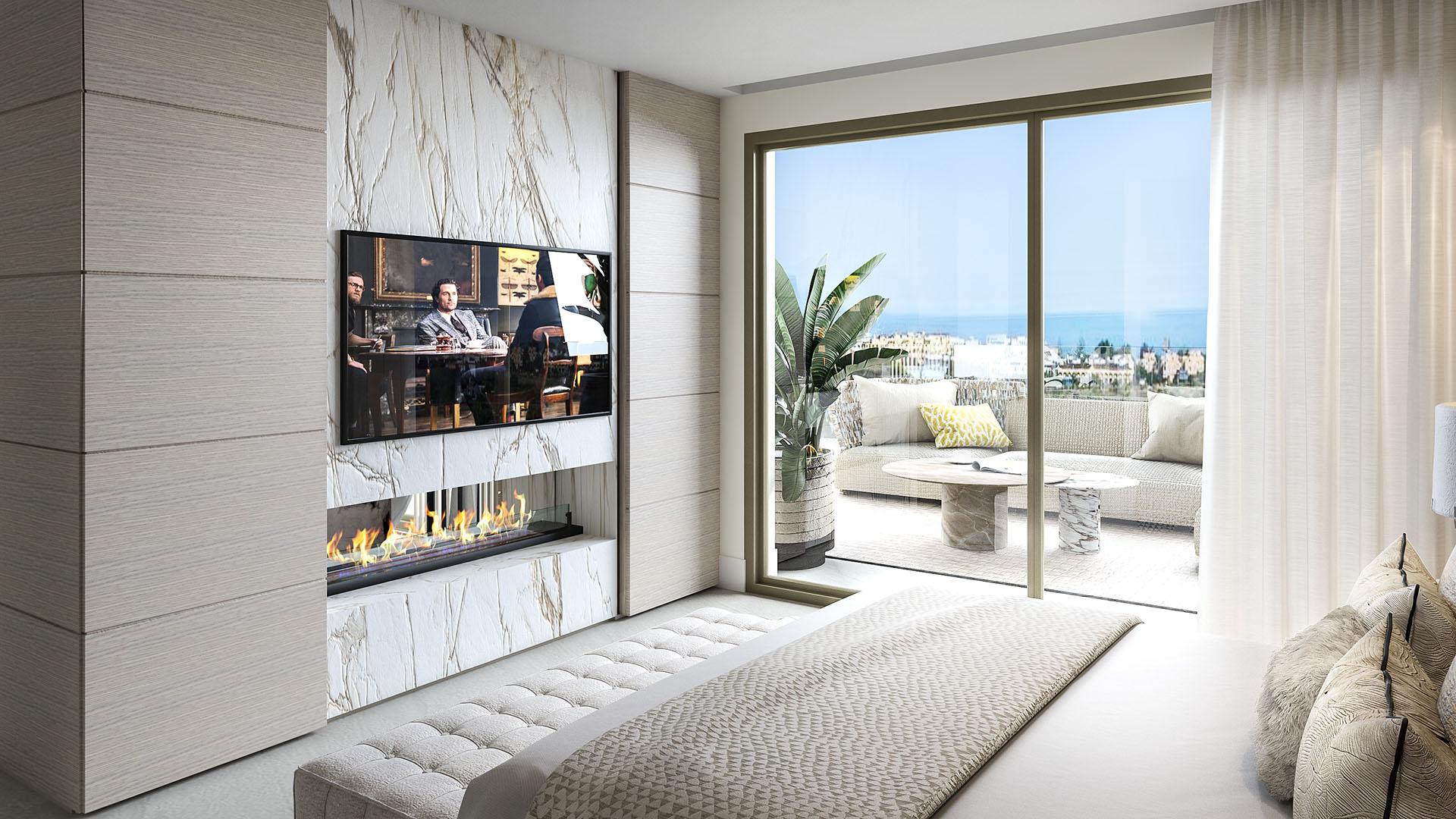 Celeste Marbella: Luxe ontwikkeling in het hart van Nueva Andalucía, Marbella