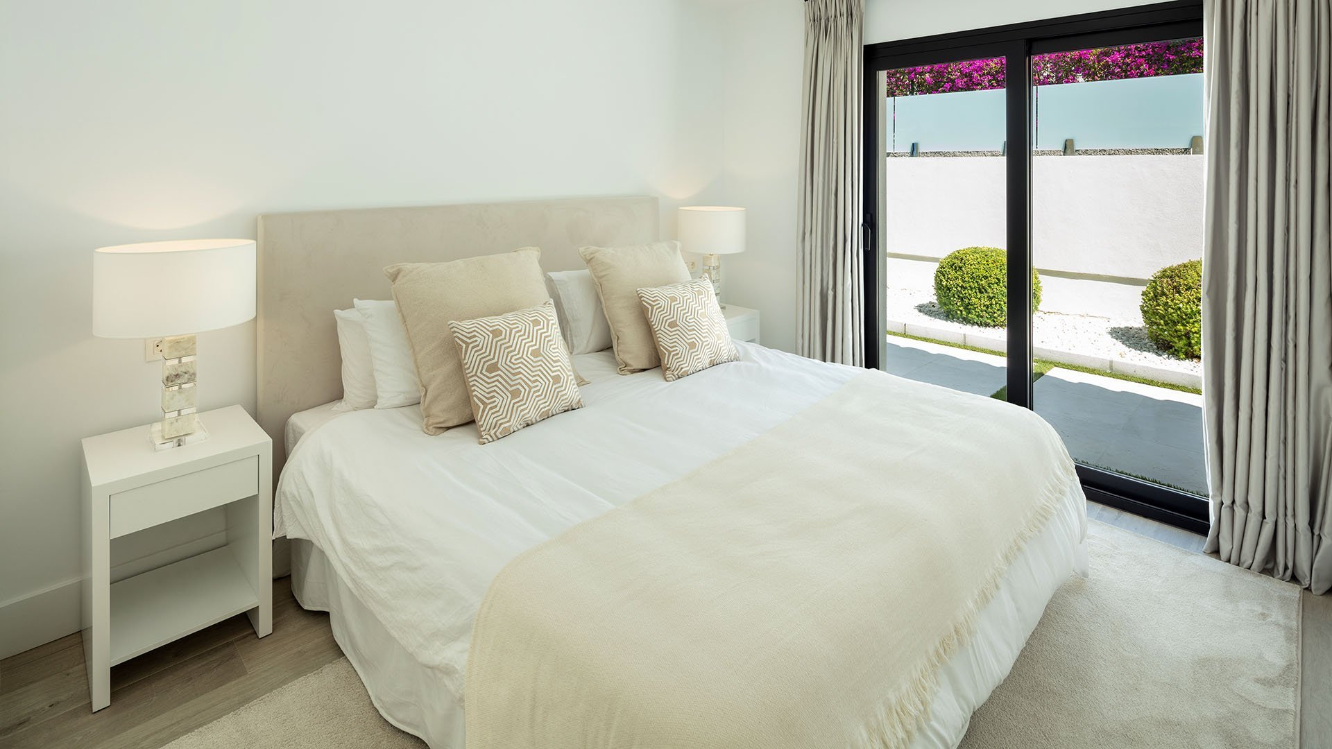 Cortijo Blanco 27: Beautiful villa at walking distance from the beach in Puerto Banús