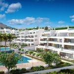 appartement in Estepona dicht bij de haven