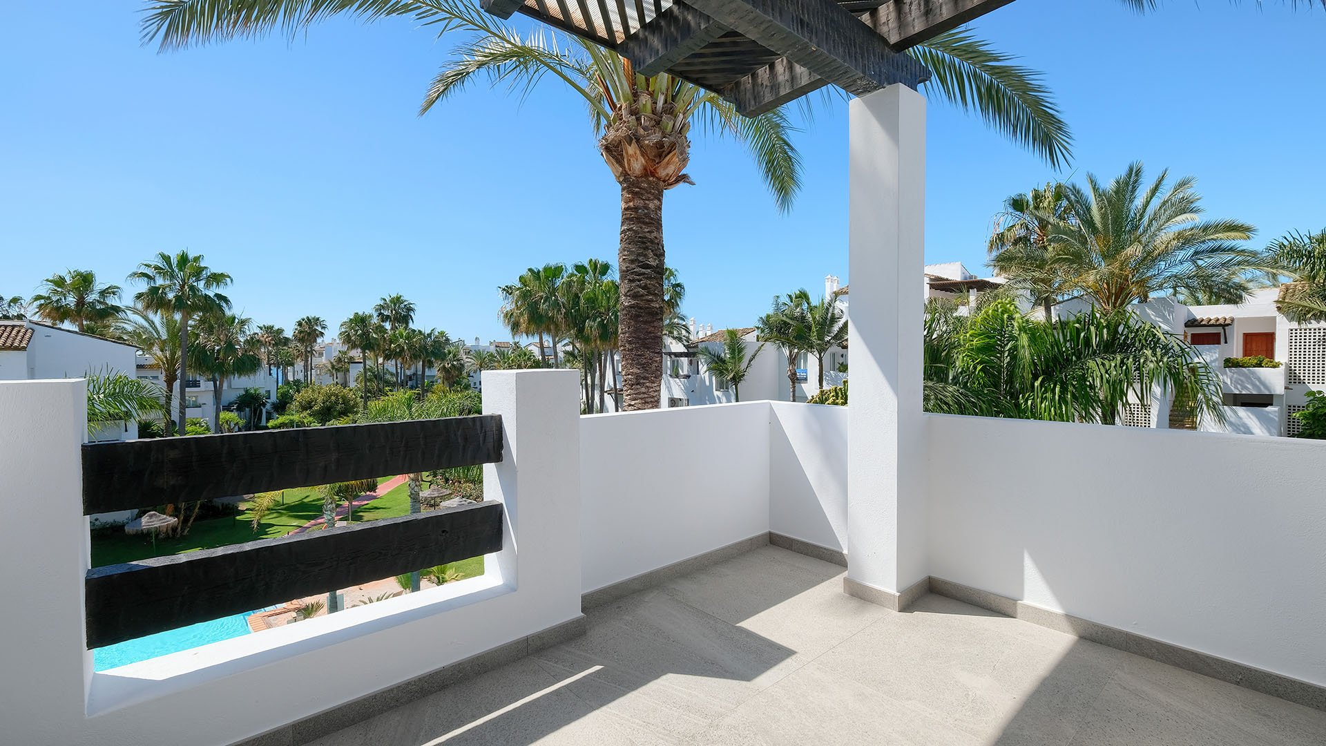 Costalita: Volledig gerenoveerd appartement op de New Golden Mile