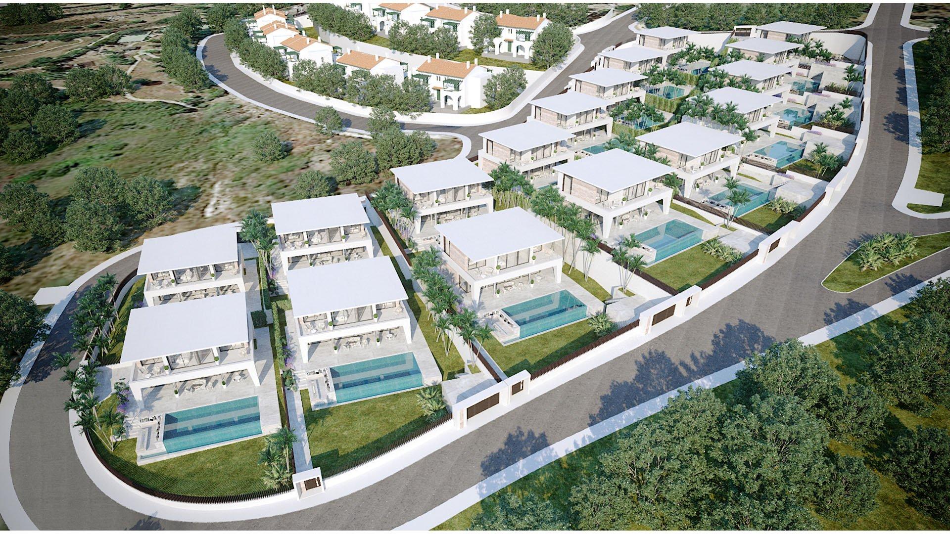 Don Amaro: Villa's met prachtig zeezicht in Manilva