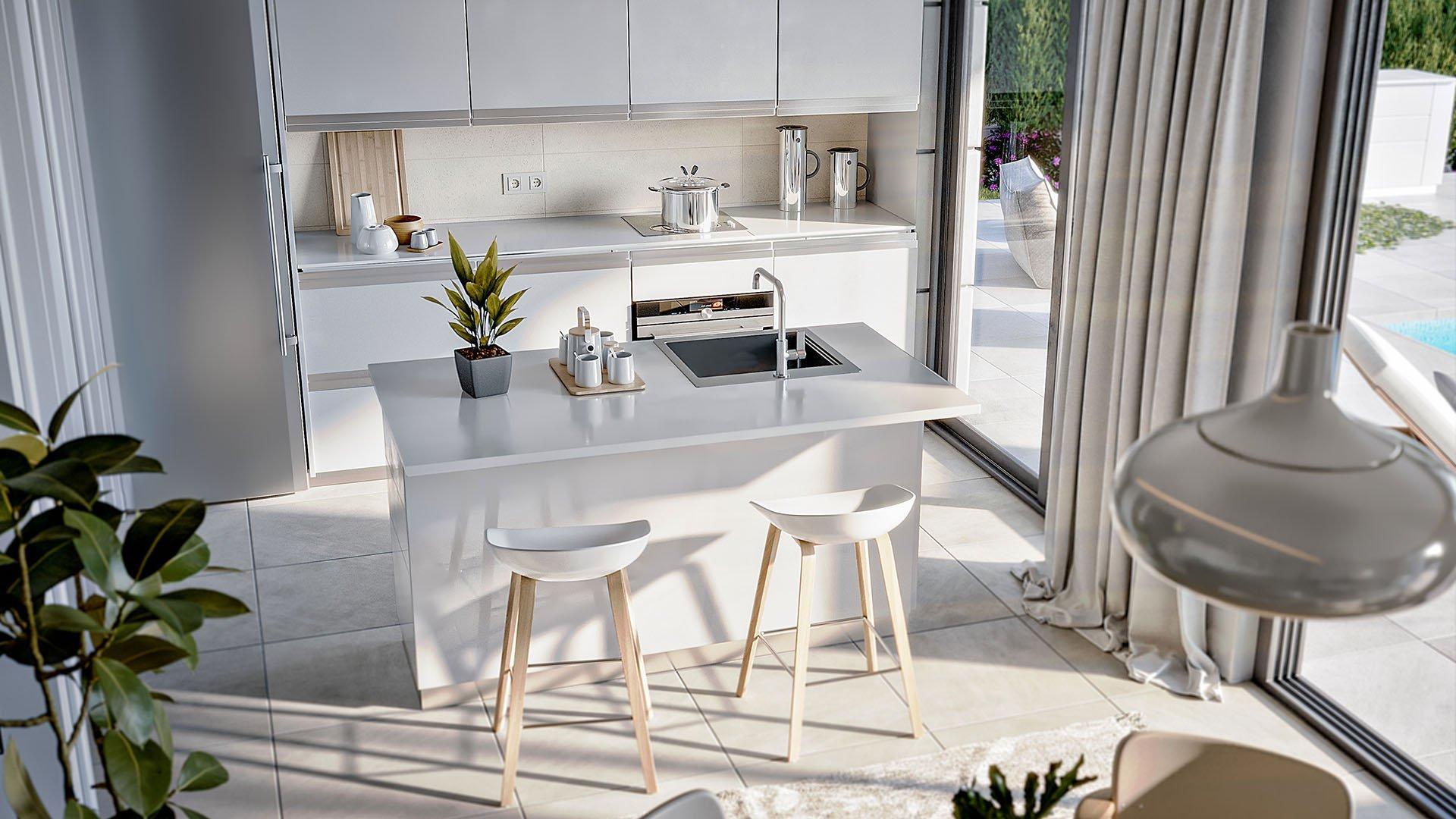 Duquesa Valley: Affordable modern villas in La Duquesa