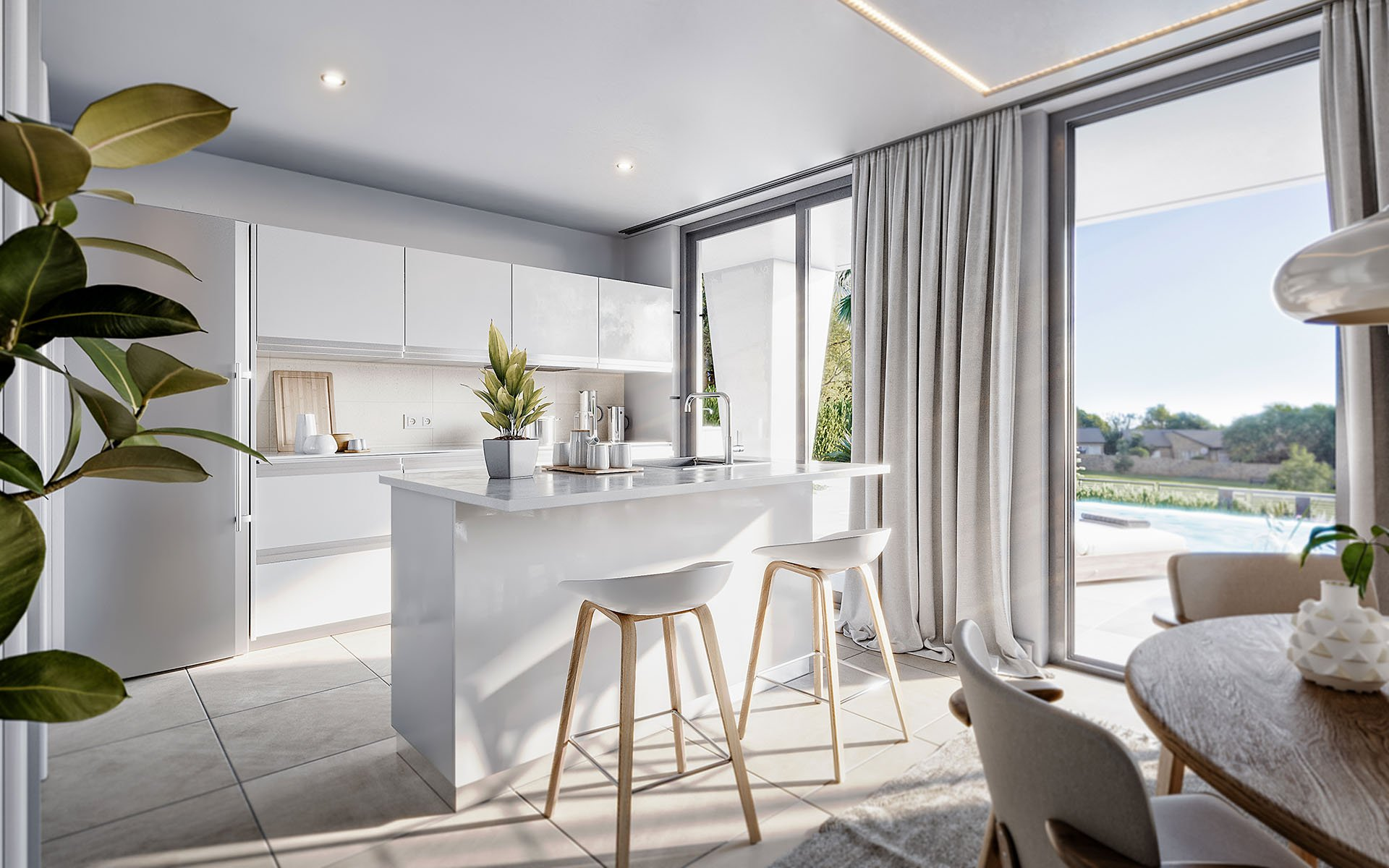 Duquesa Valley: Betaalbare moderne villa's in La Duquesa