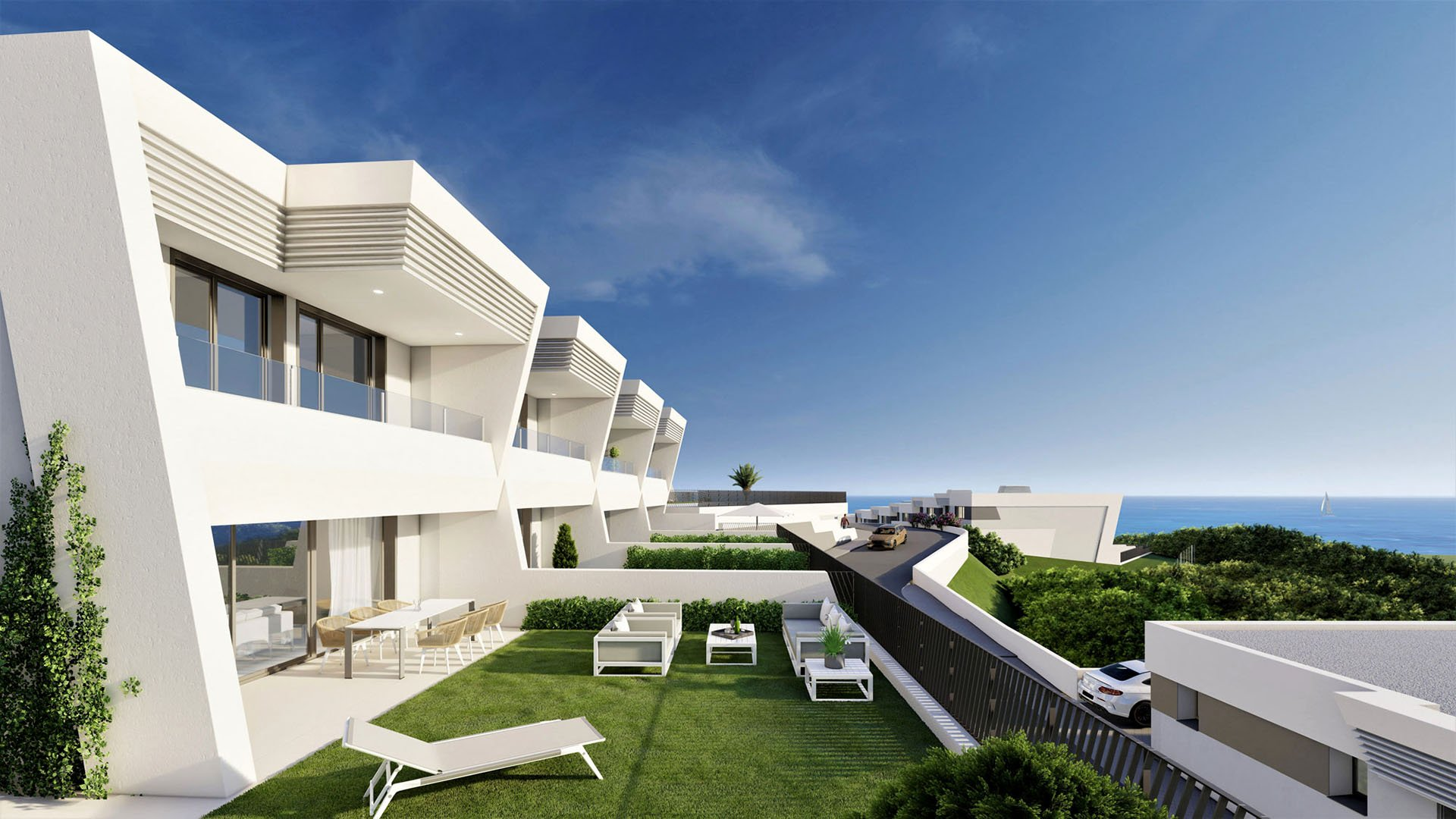 Eden Phase 2: Luxury townhouses in an exclusive resort