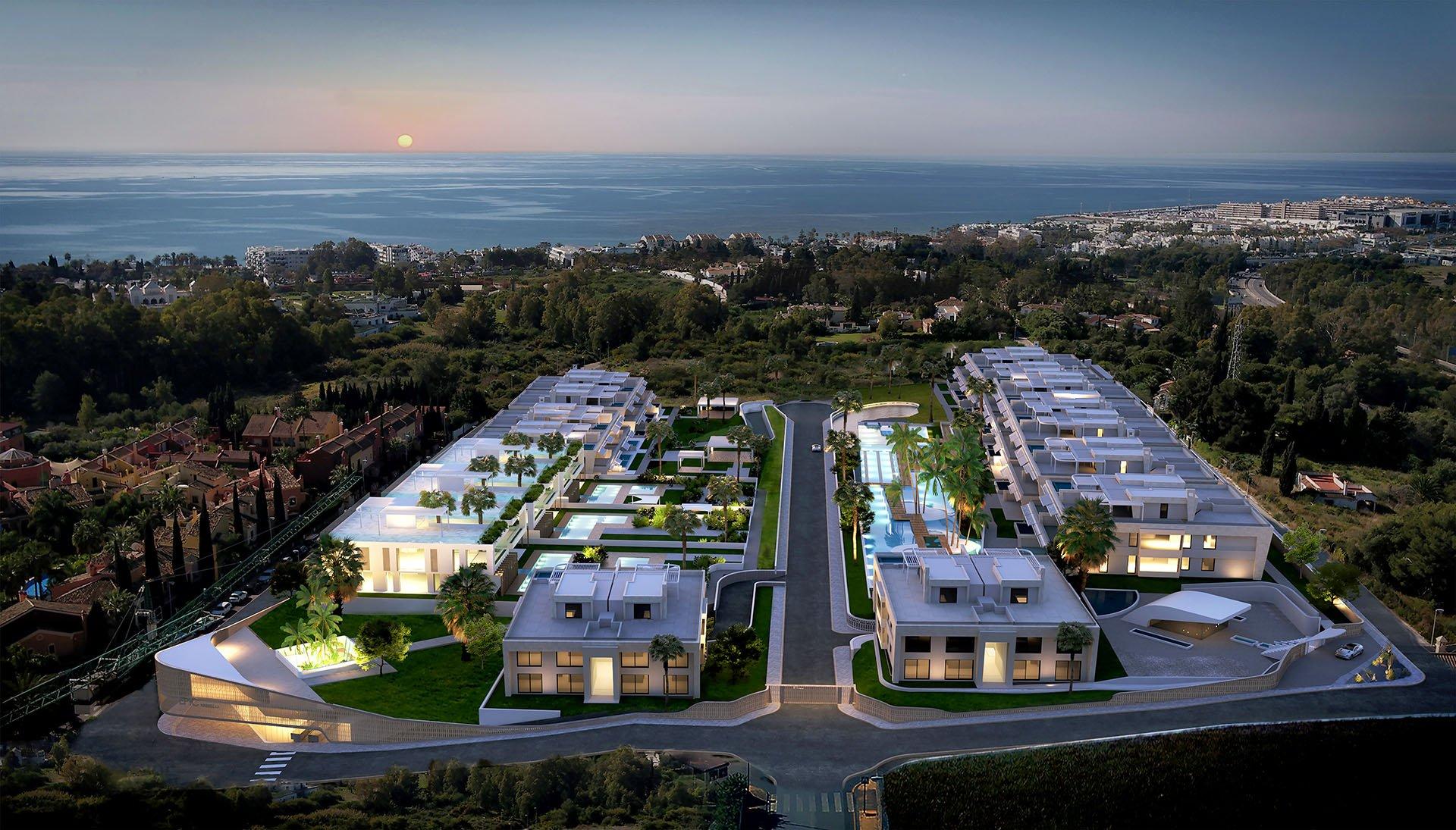 Epic Marbella: Unique development on the Golden Mile in Marbella