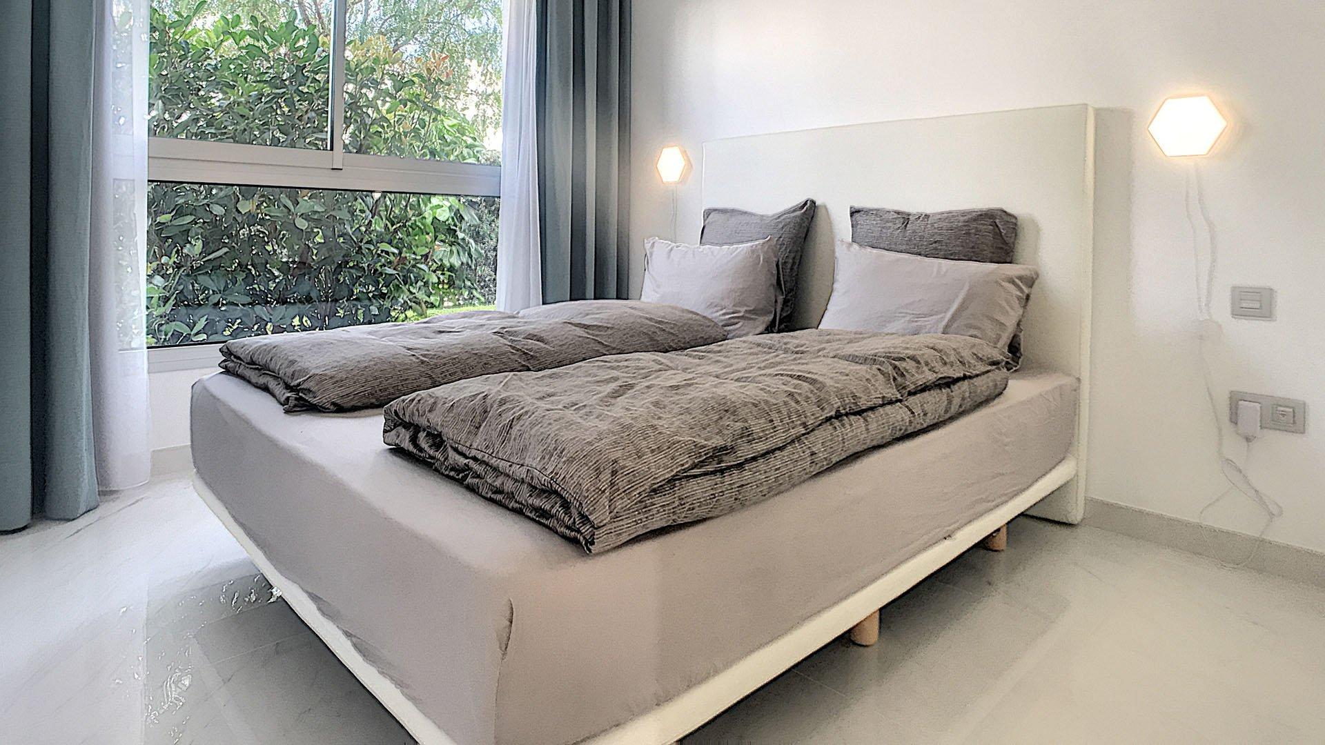 Belaire: Hedendaags appartement met 3 slaapkamers met een superieure ligging