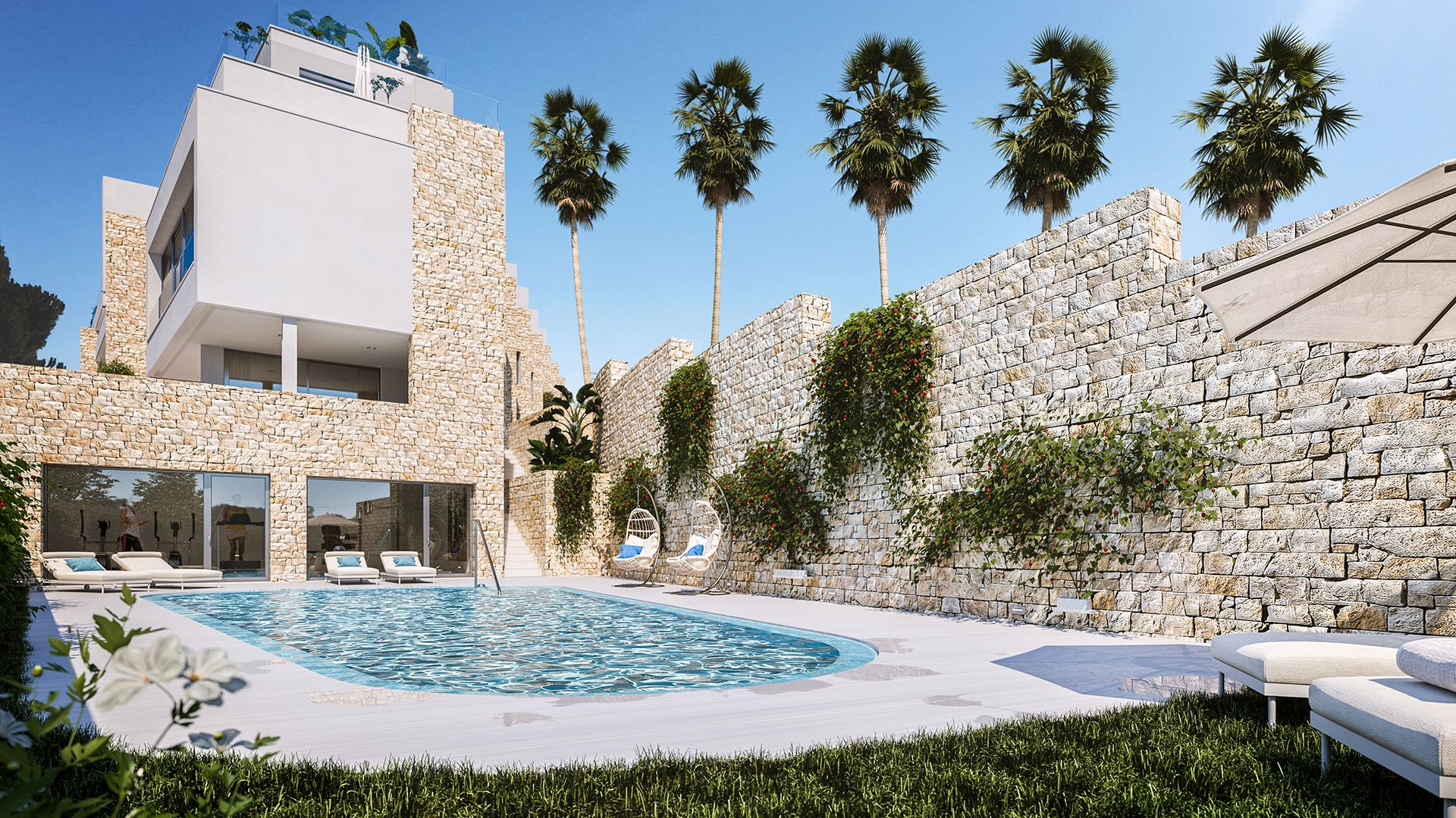 Grand View Marbella: Luxury apartments and penthouses in La Quinta