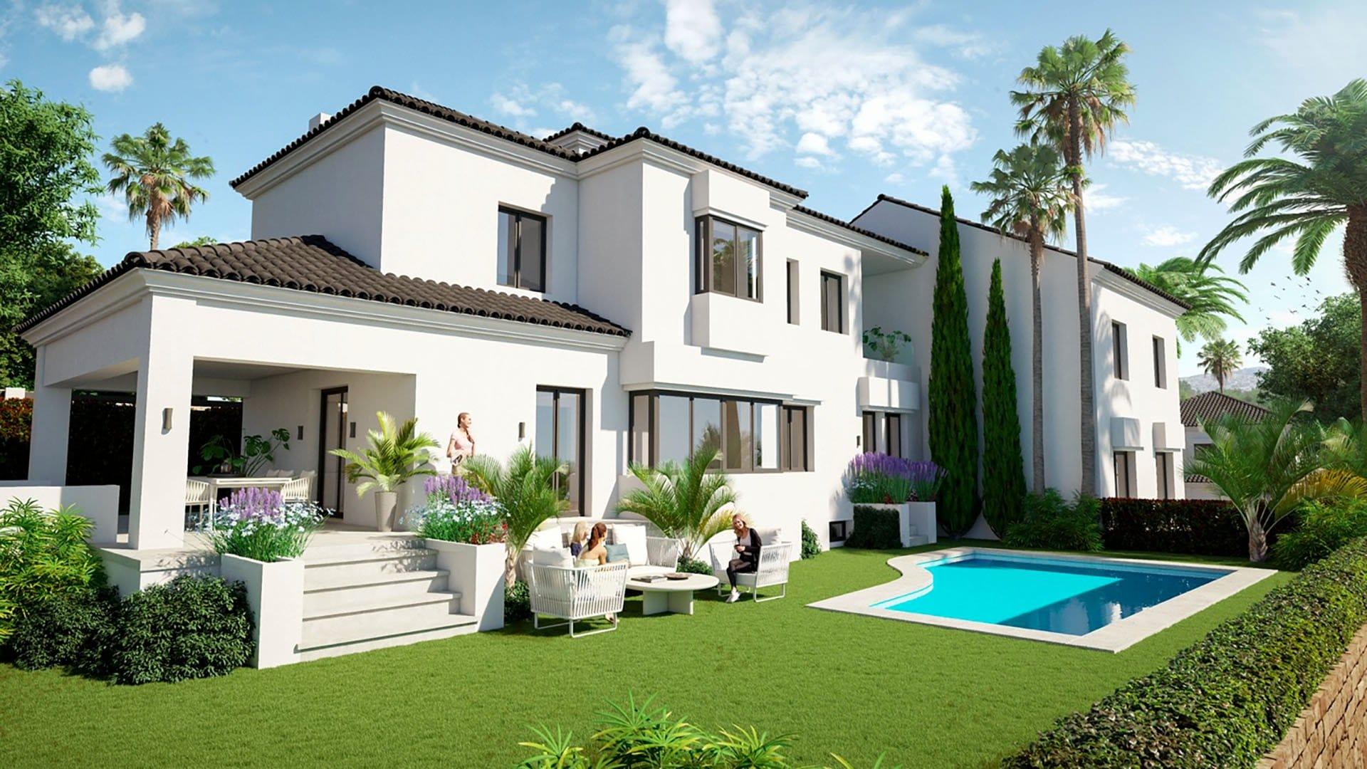 Heaven Marbella: Magnificent villas in Elviria with panoramic views