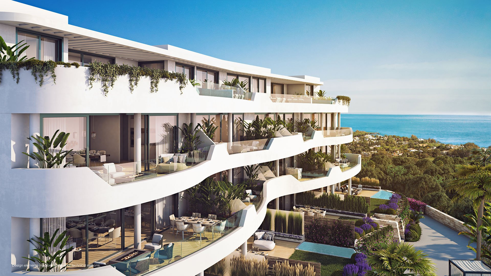 Higuerón West: A perfect place to live with access to all top facilities