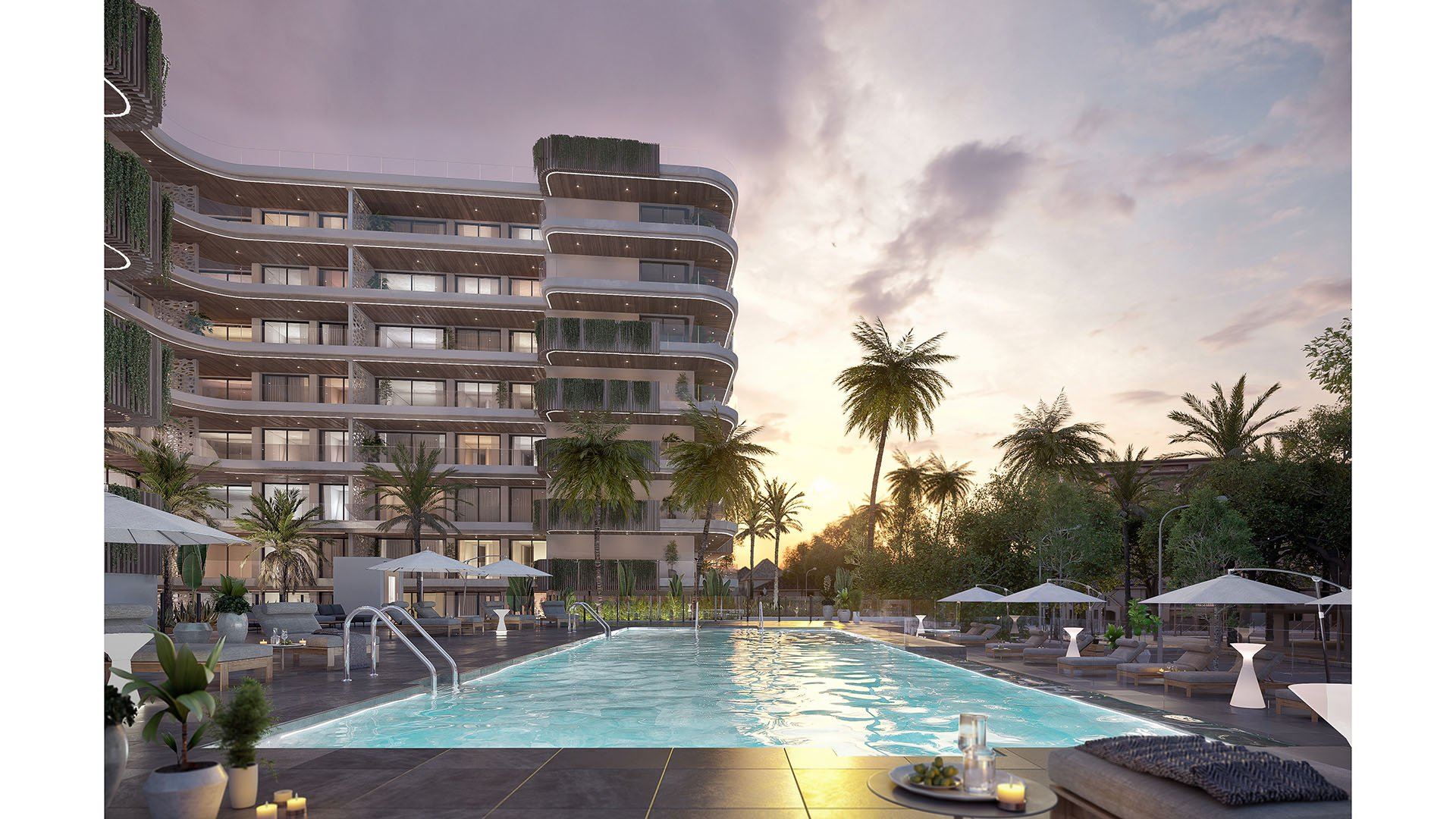 Jade Tower: Luxury apartments in the heart of Fuengirola