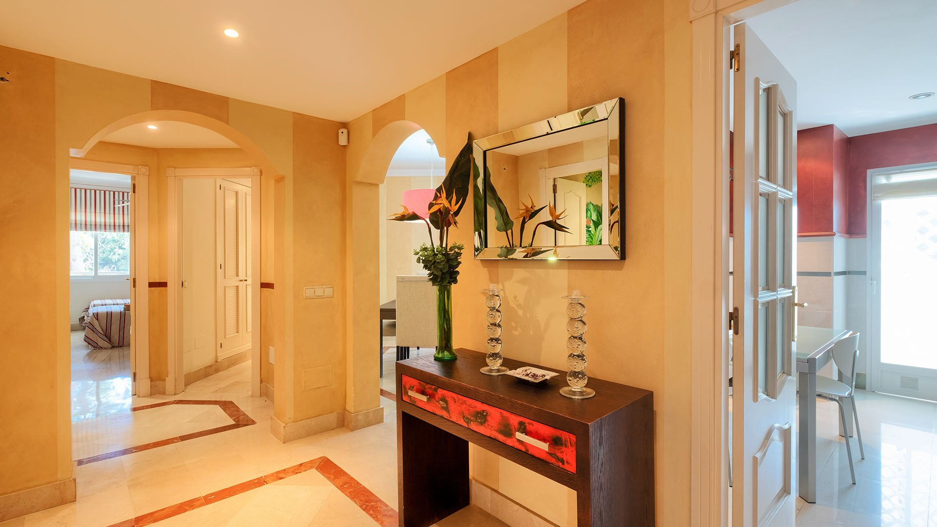 Jardin del Mediterraneo: Luxury apartment on walking distance to the beach