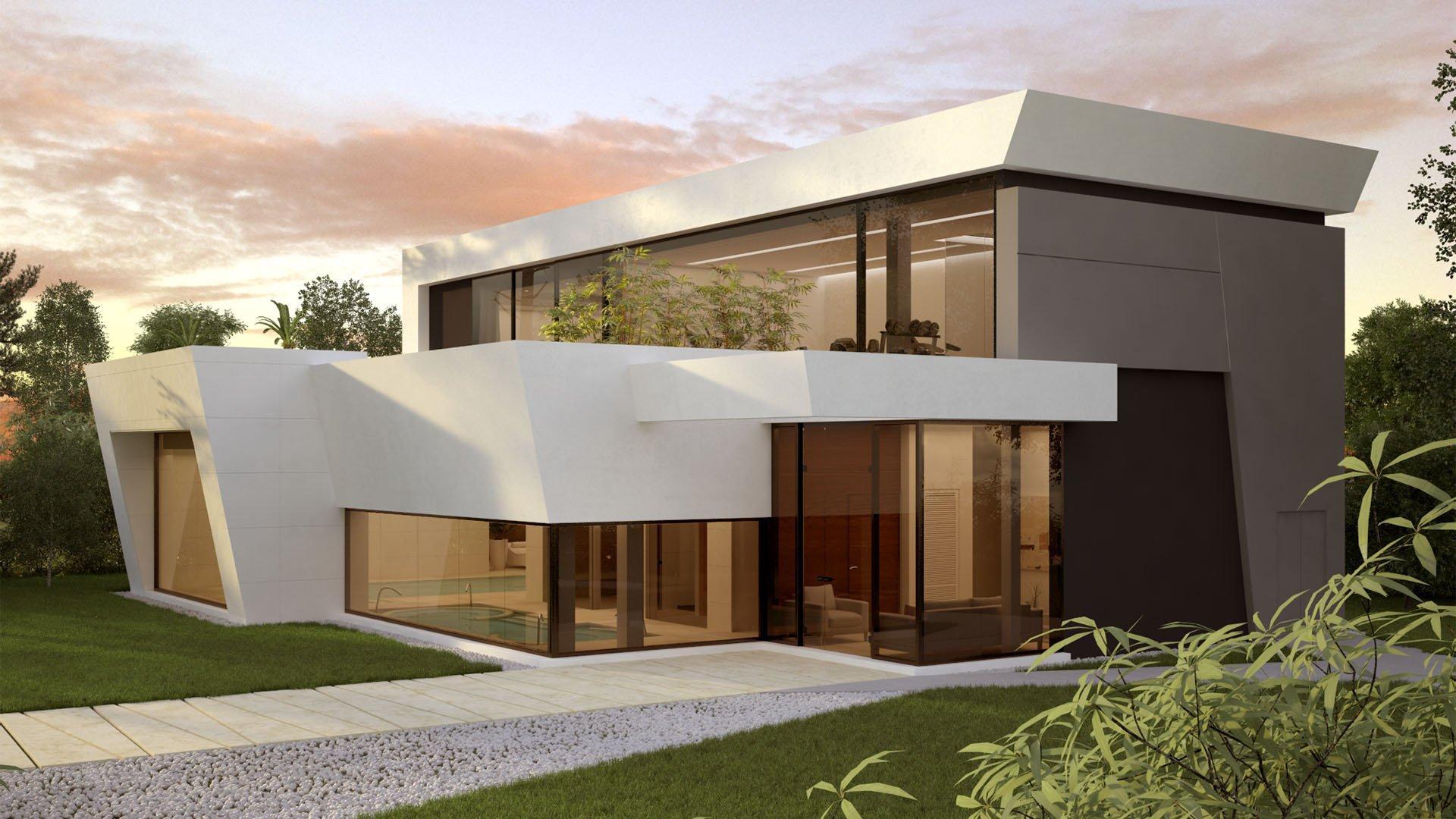 La Finca 2: Amazing residences in a marvelous location in Marbella