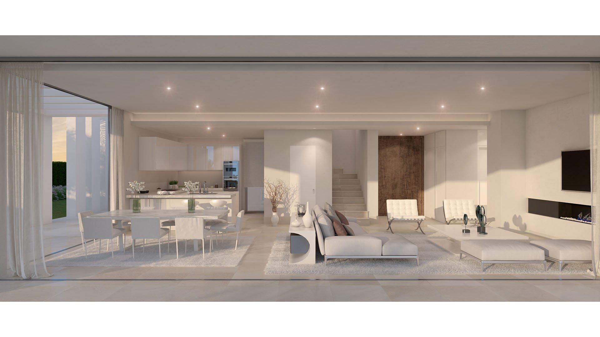 La finca de La Cala: Modern, chique residences in La Cala Golf – Mijas