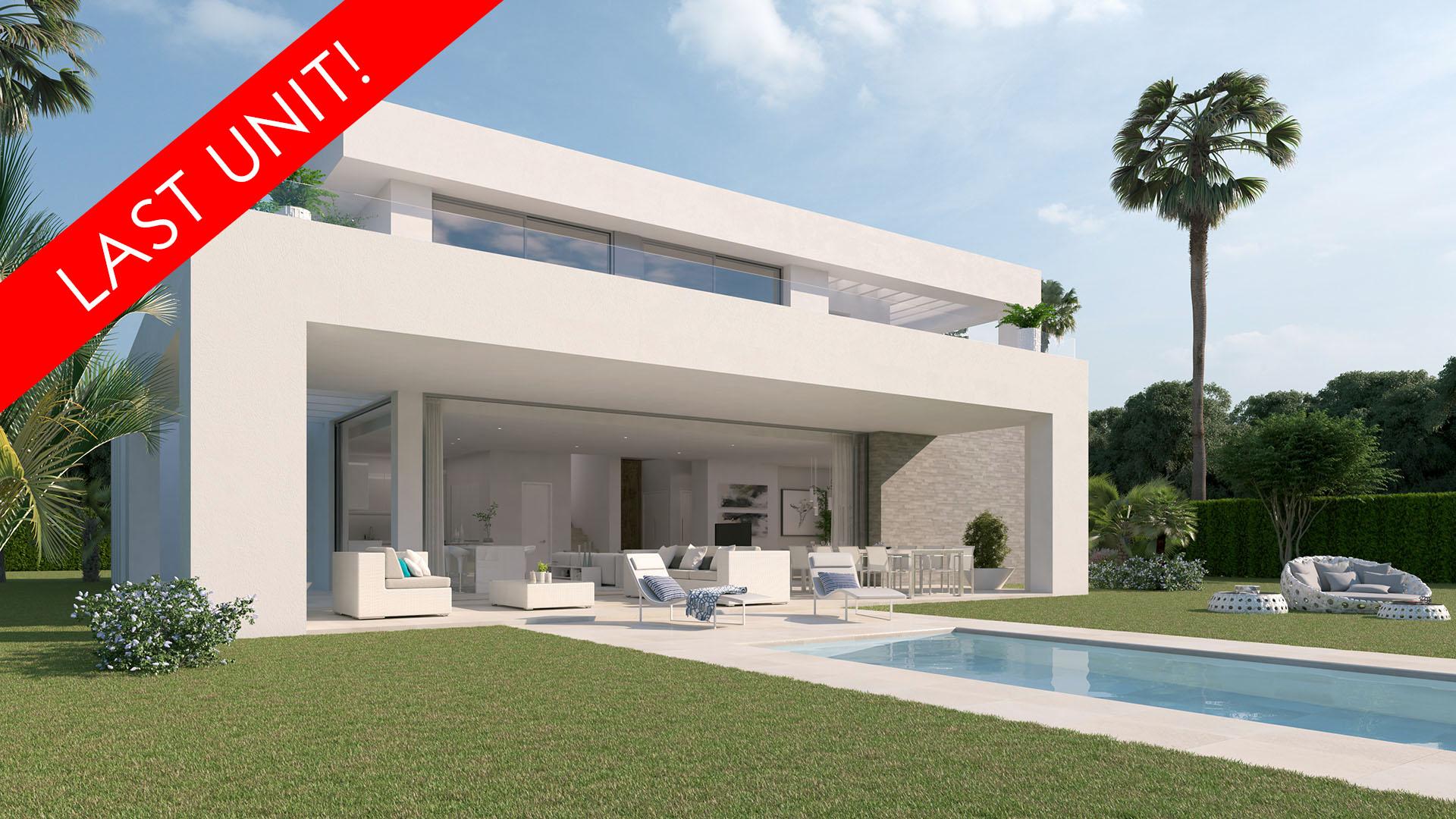 La Finca de La Cala: Moderne luxe villa in La Cala Golf – Mijas