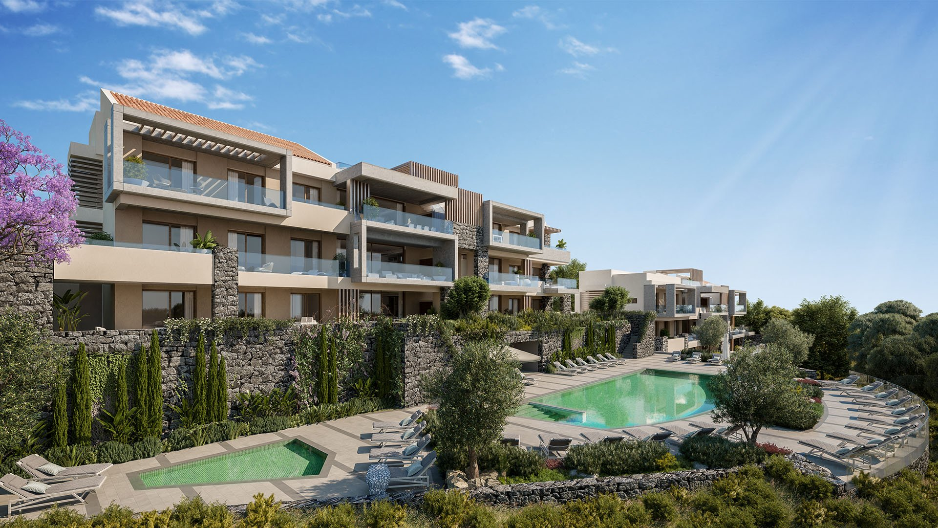 Olivos in Real de La Quinta: Impressive resort with affordable luxury apartments