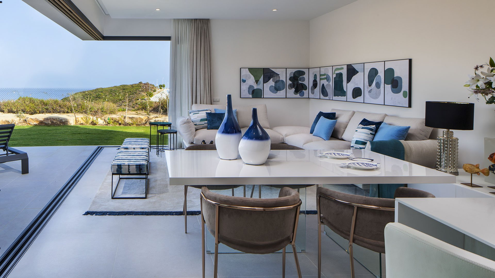 Las Terrazas de Cortesín Seaviews: Exclusieve townhouses aan de beste golf resort van Europa