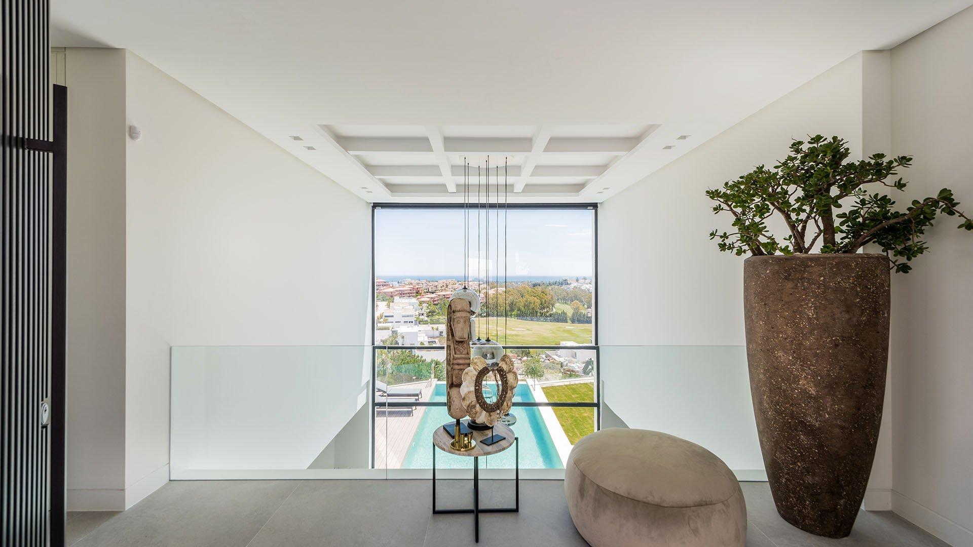 Villa Alqueria 2.7: Indrukwekkende hedendaagse villa met prachtig panoramisch uitzicht
