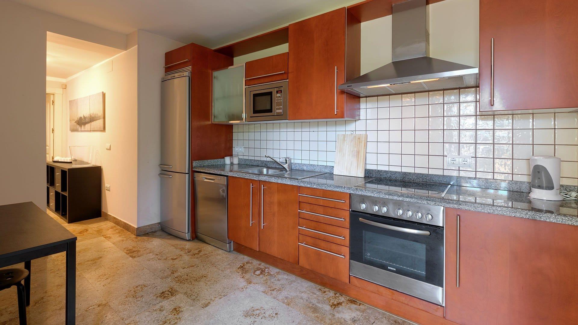 La Cascada: Ruim appartement op de Golden Mile