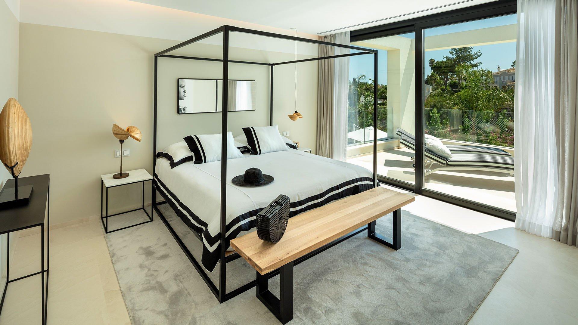 La Cerquilla 21B: Newly built villa in the heart of the Golf Valley in Marbella